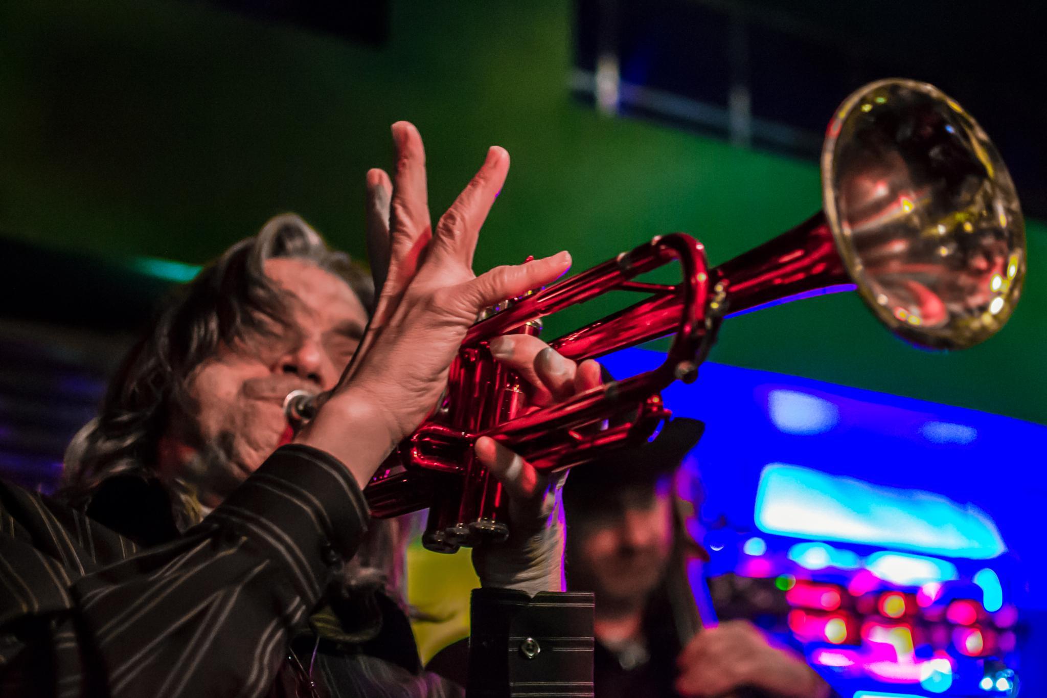 Trumpet Man by serkanzanagar
