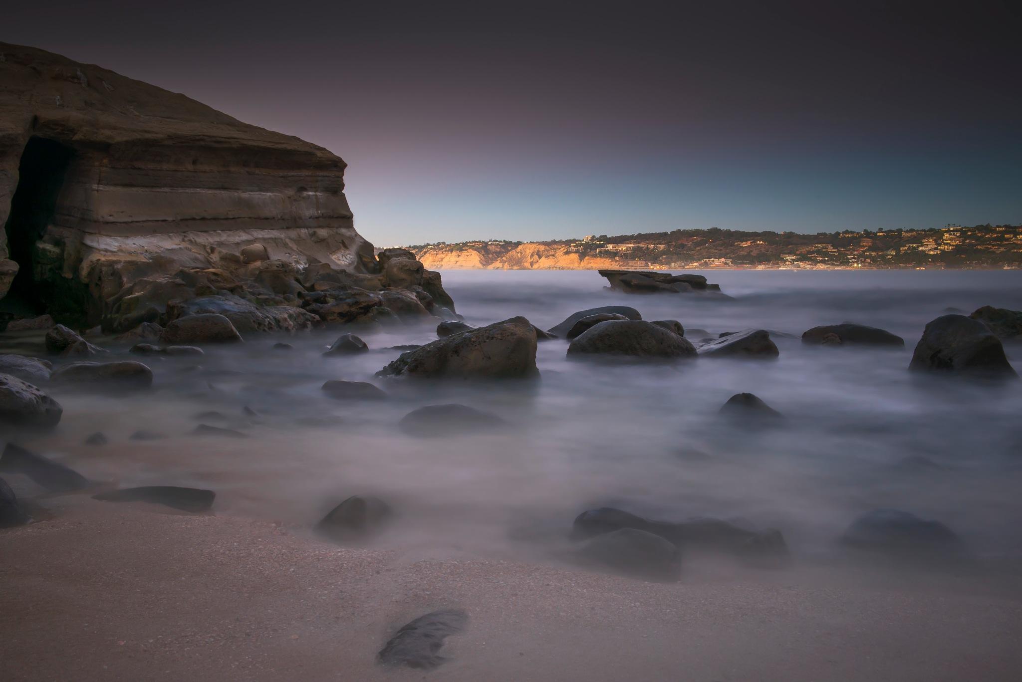 Misty Cove by Jeb Buchman
