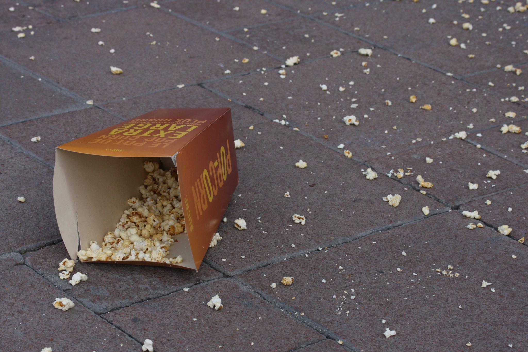 popcorn by Kady H.
