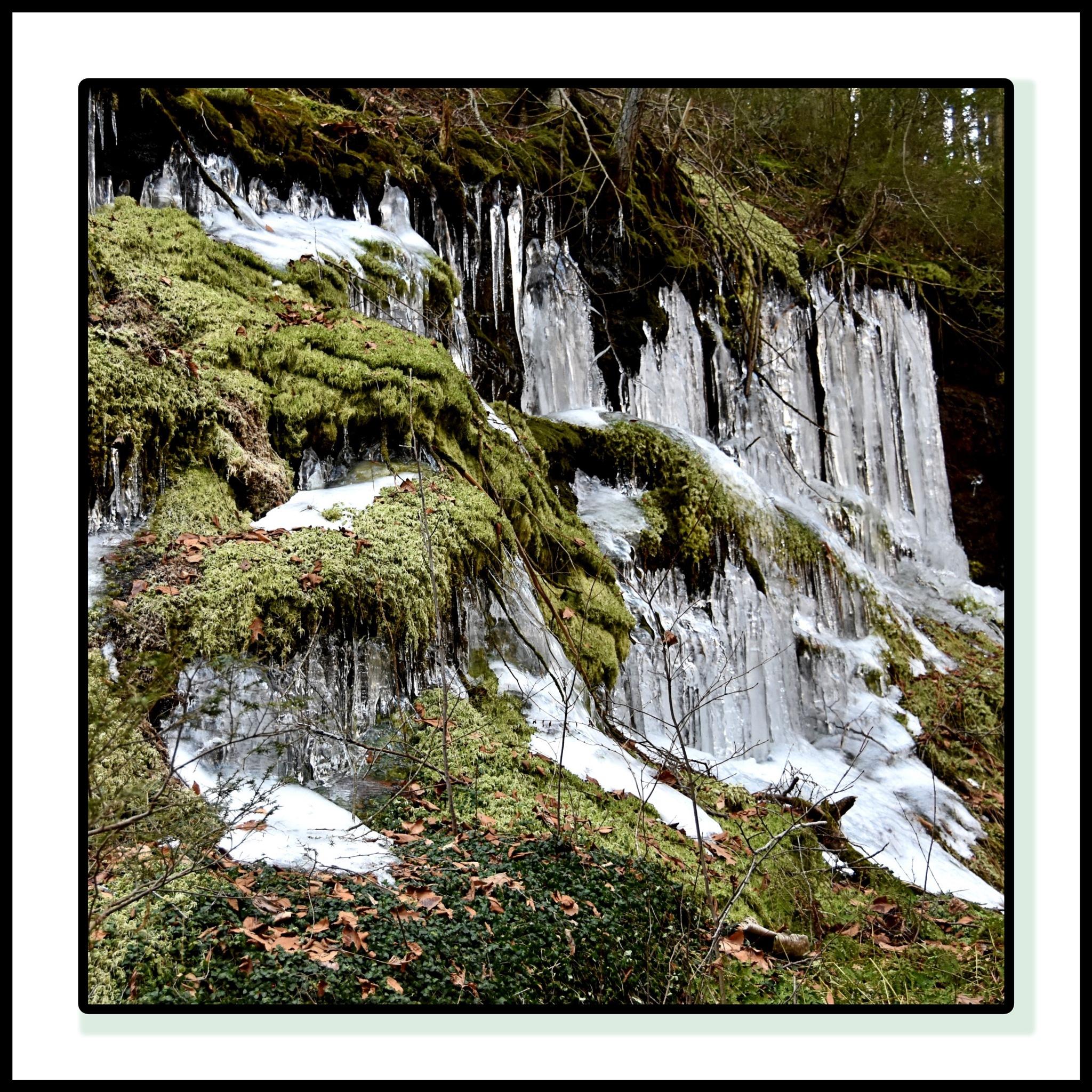 Winter Ice by Joeski