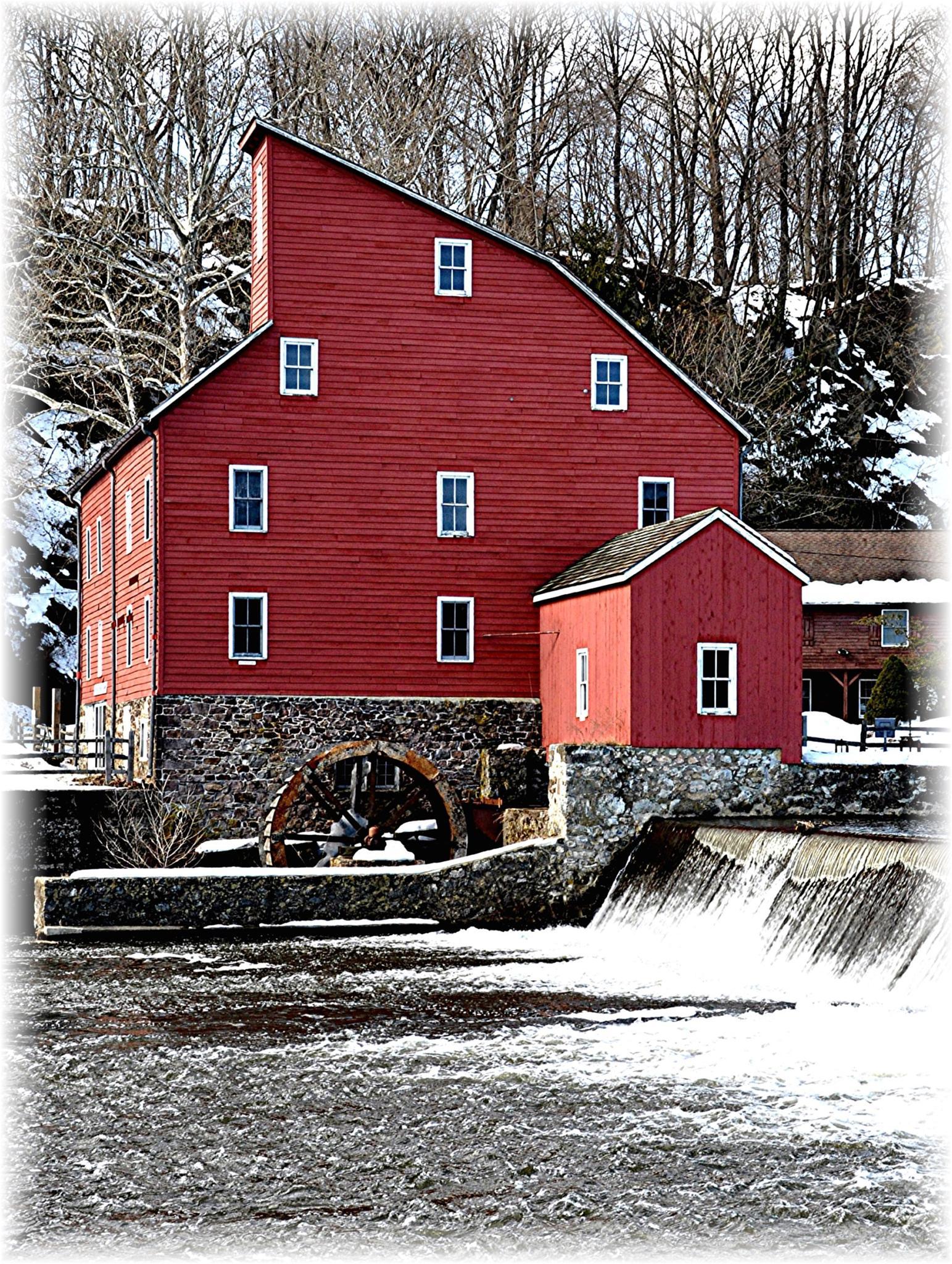 Old Mill by Joeski