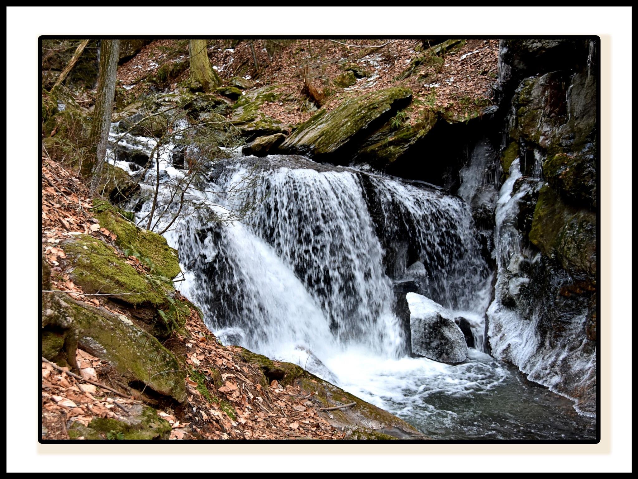 Naugatuck Falls by Joeski