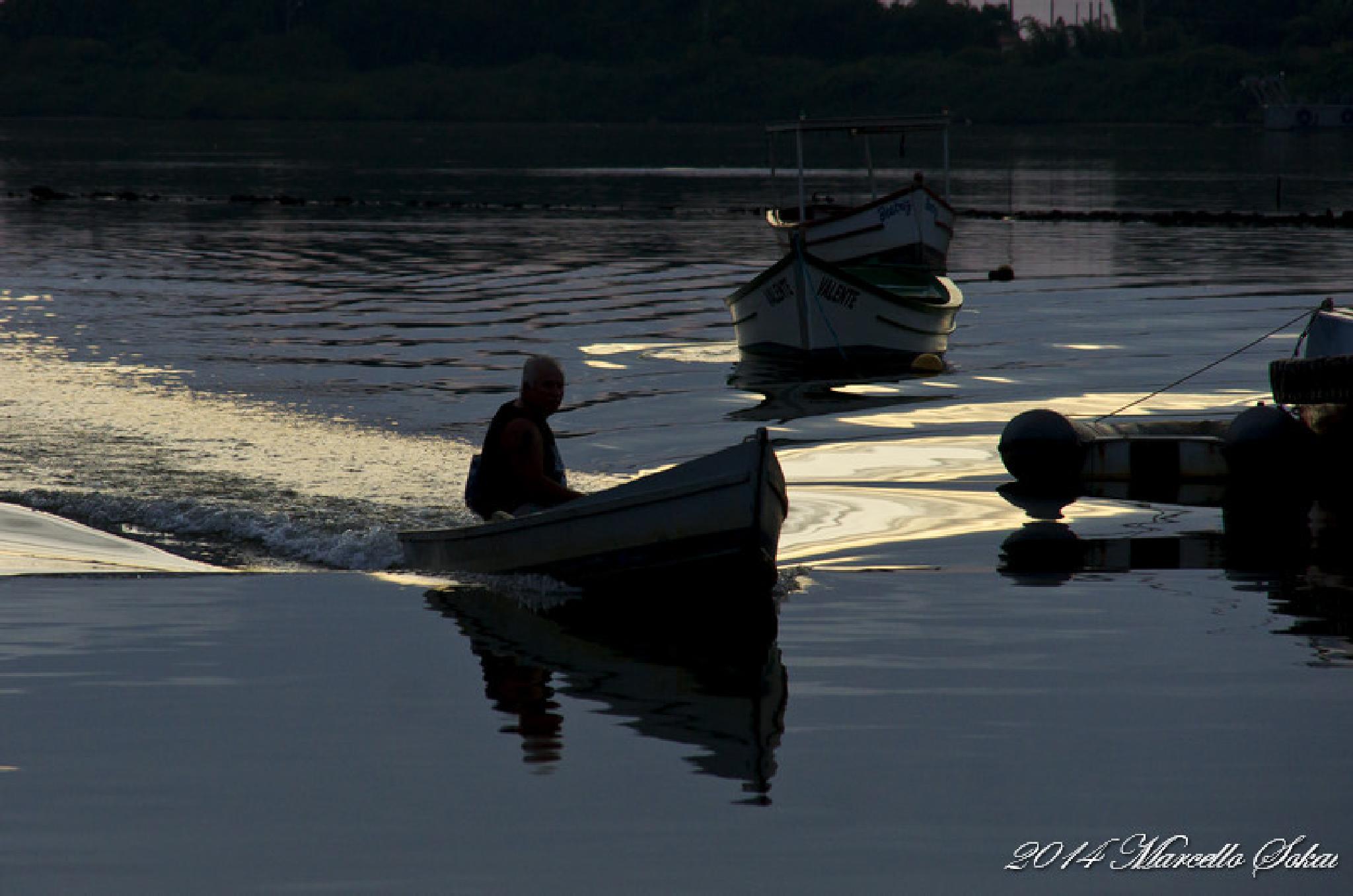 The seaman by marcello.sokal