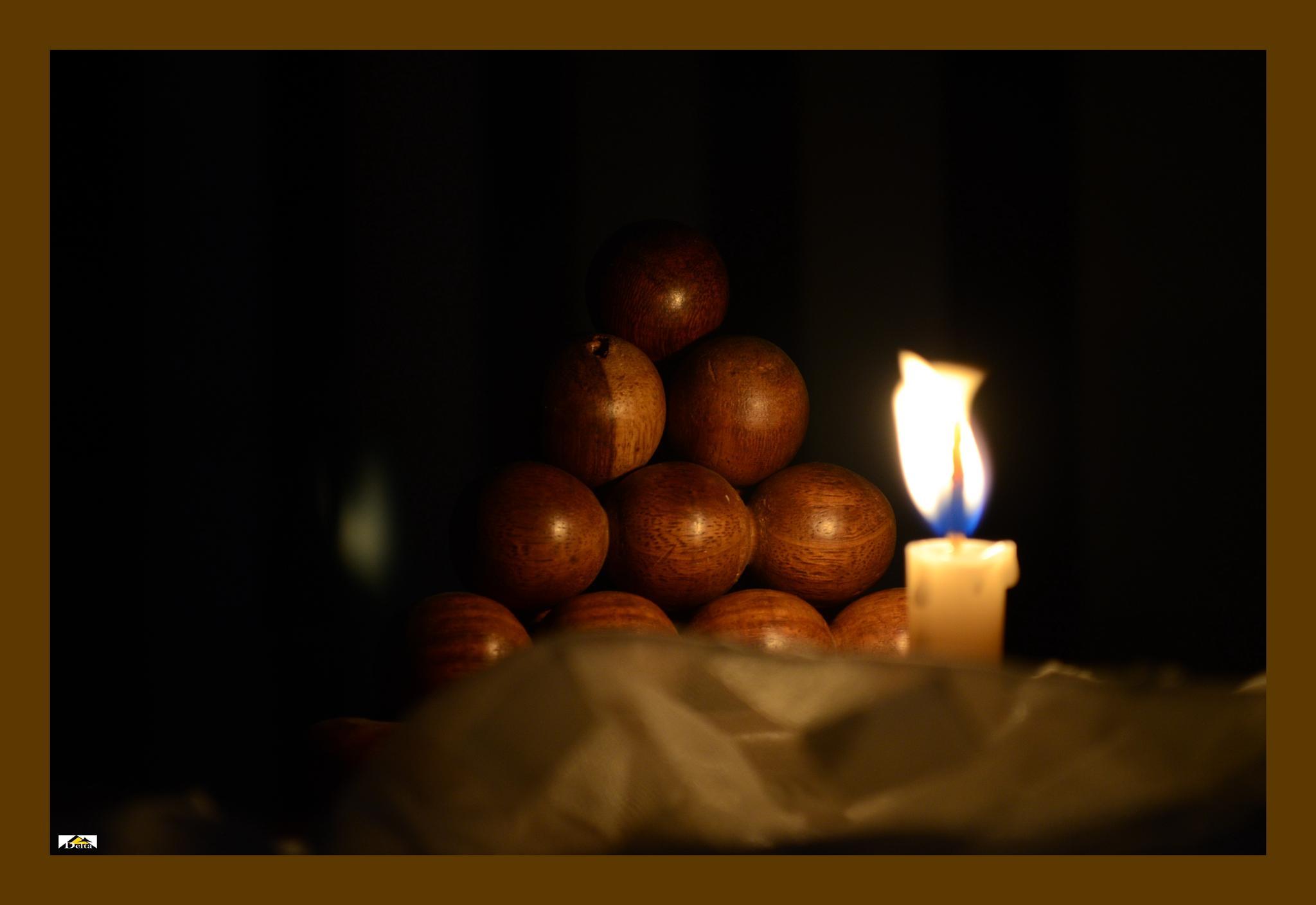 Arabesque Light.  by YRahal