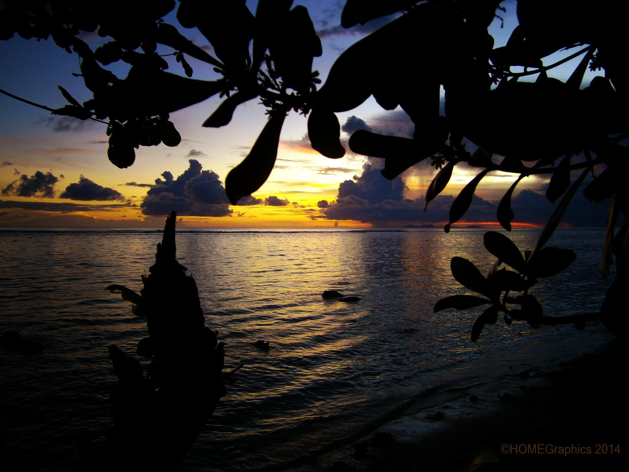 Sunset | Tisi Gizo by johnw.houma
