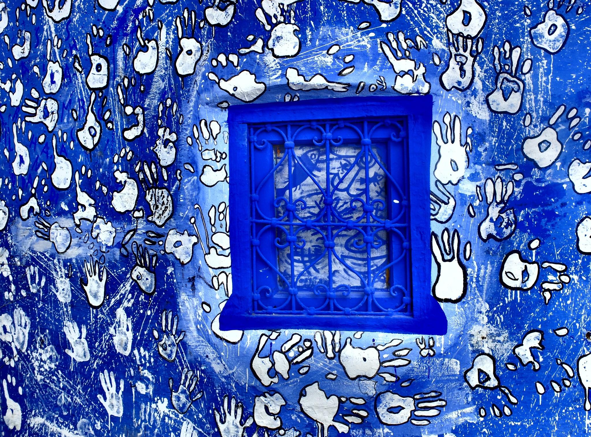 blue window by gigi.sorrentino1
