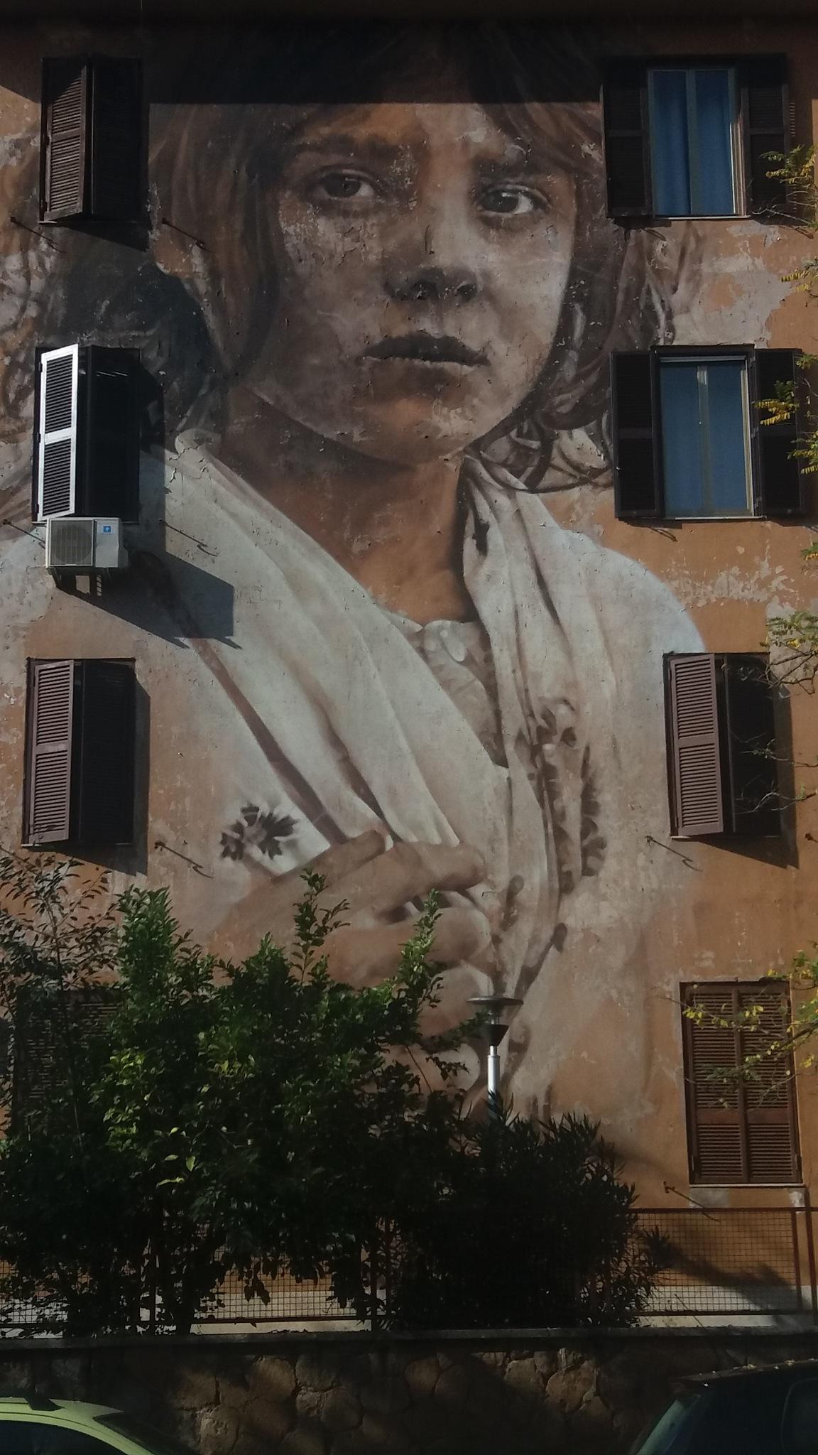street art in Rome by gigi.sorrentino1