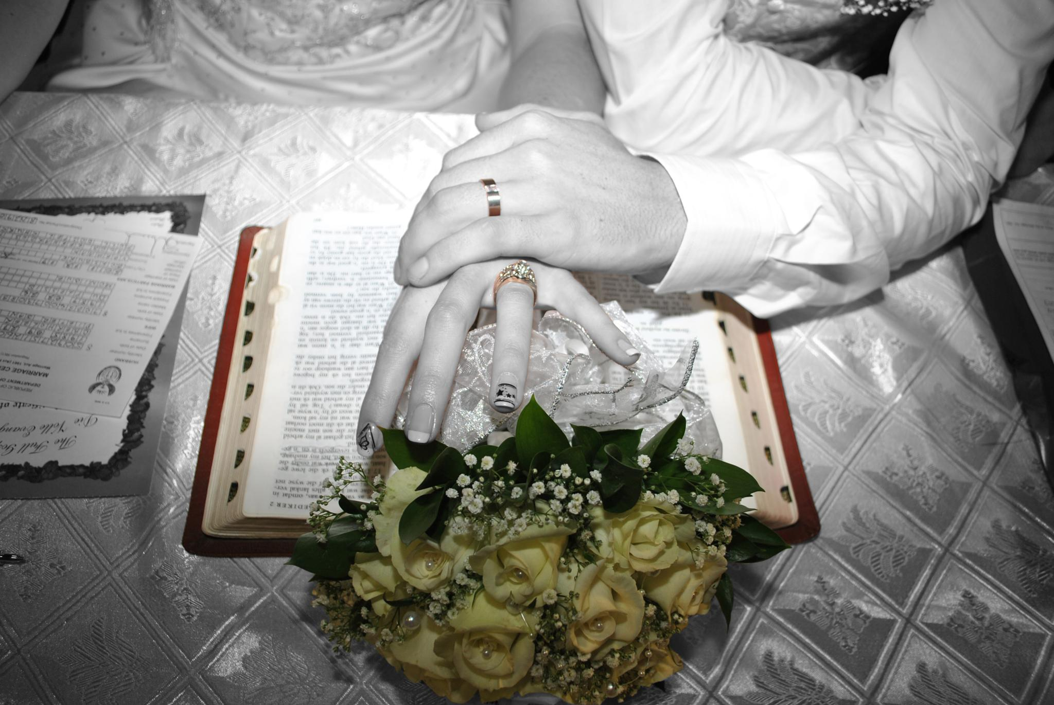 Monique and Pietie wedding by michael.nel.526