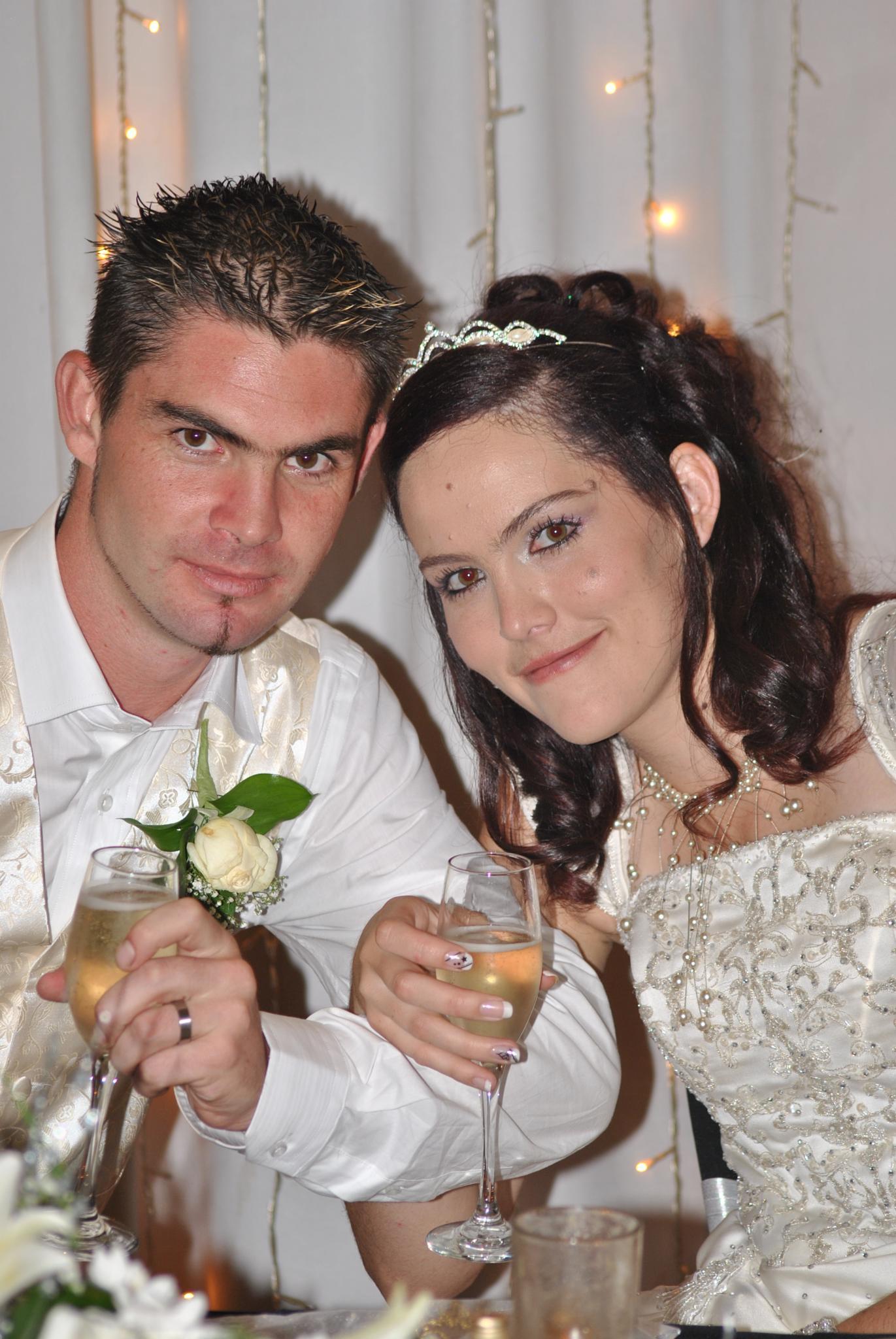 Pietie and Monique wedding by michael.nel.526