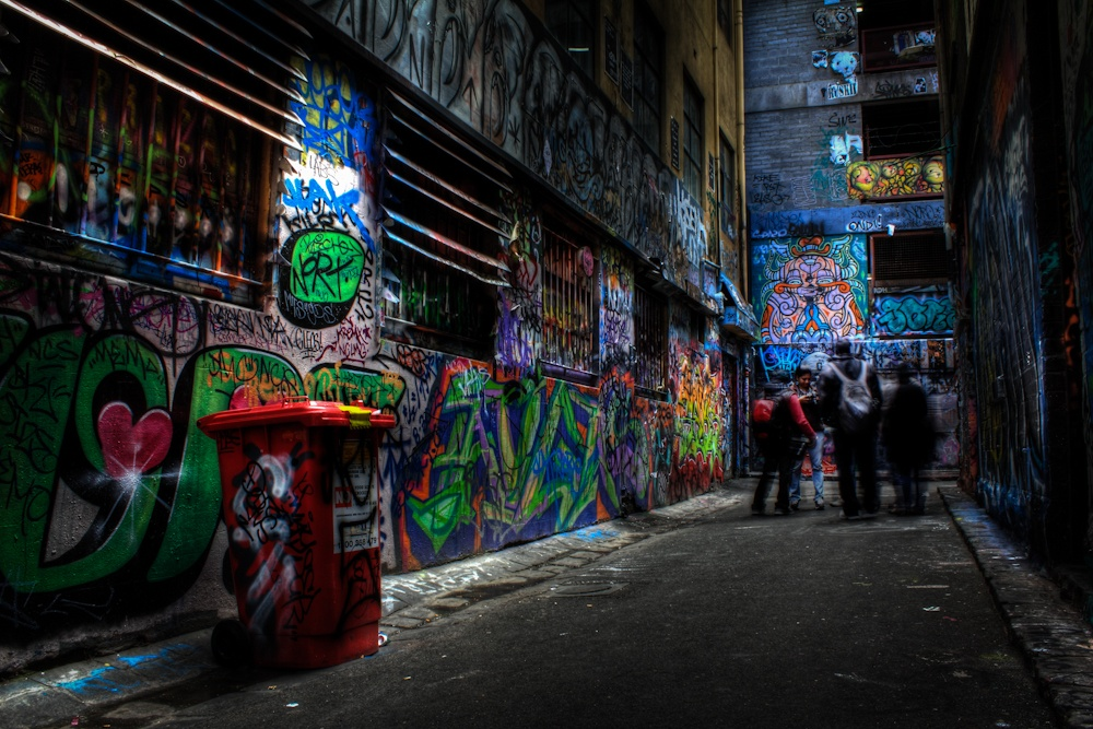 Photo in Street Photography #melbourne #graffiti #alley #lane