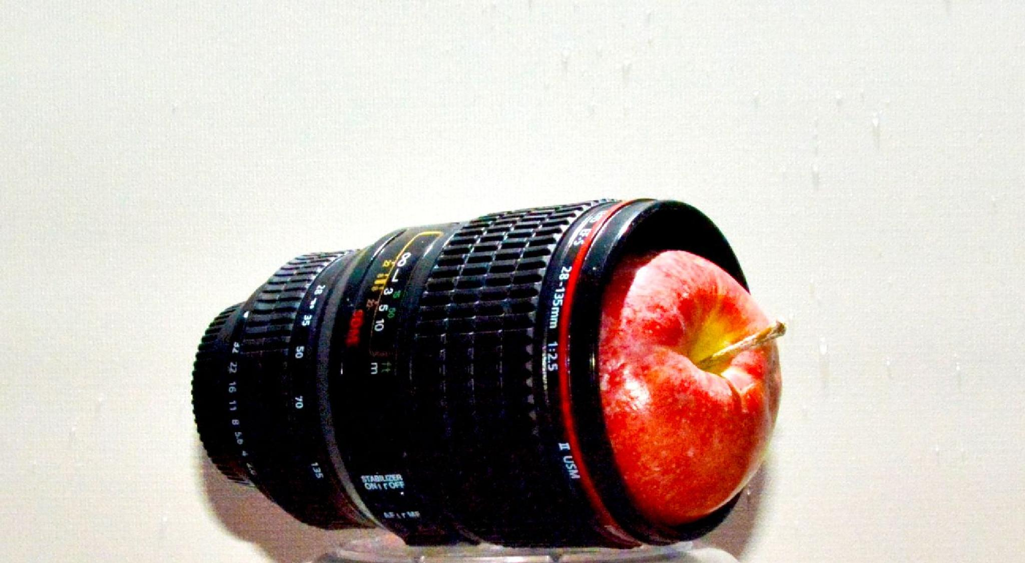 Apple style of lenses by deville66