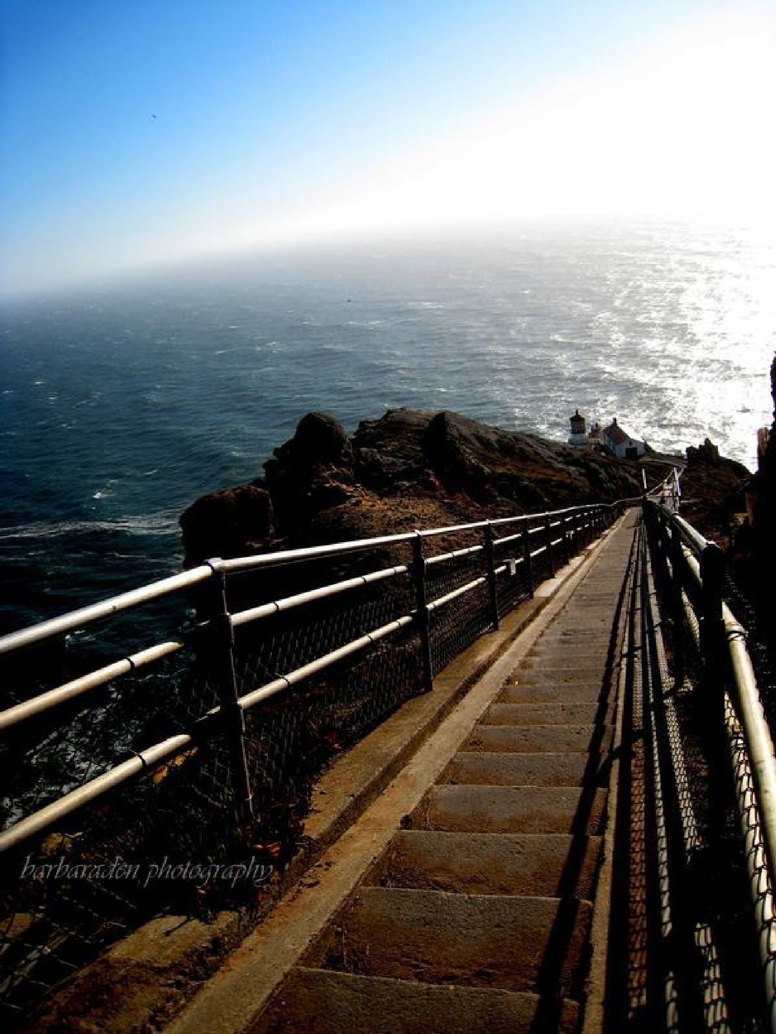 point reyes lighthose by barbaraden