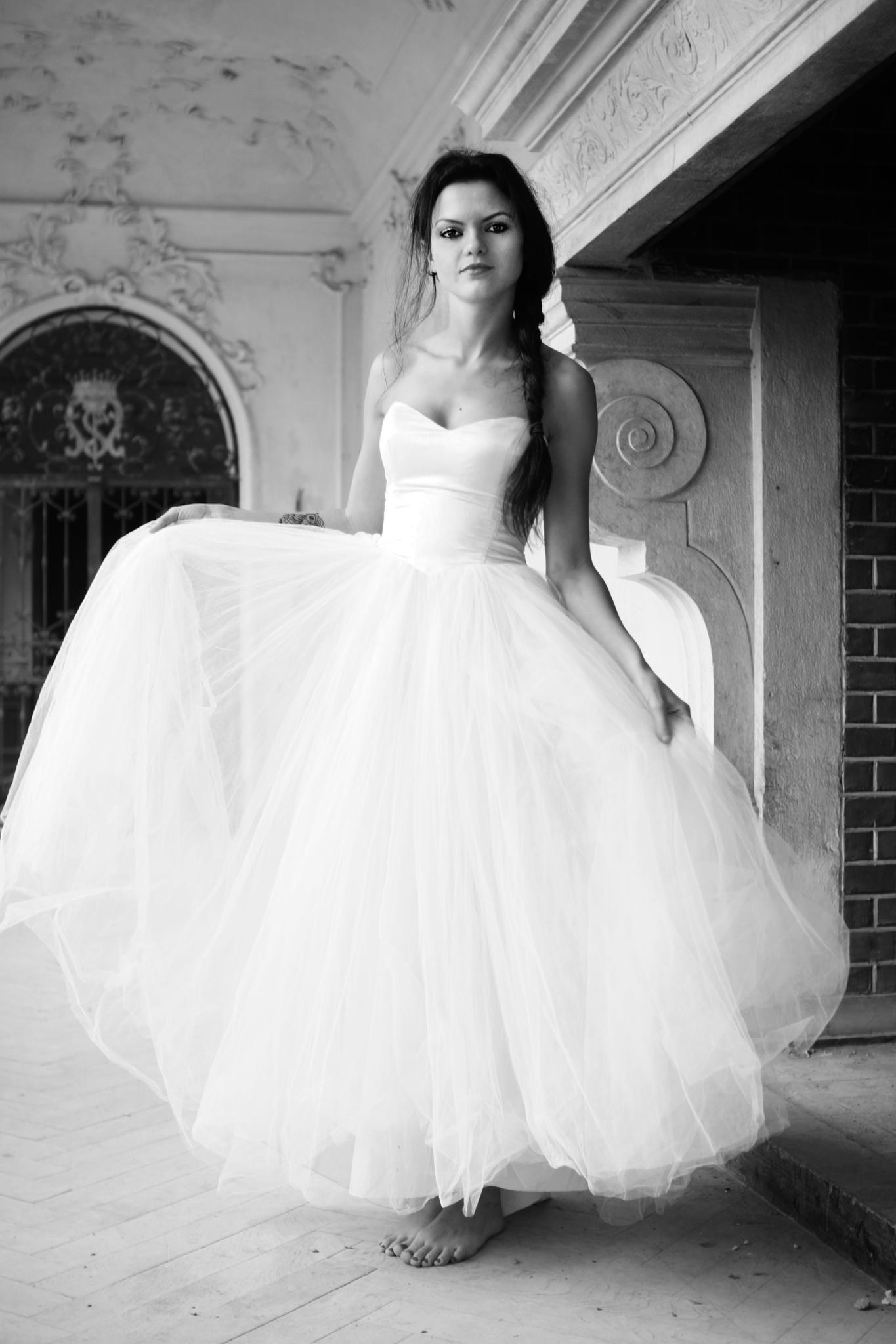 ballerina by Ania K-S