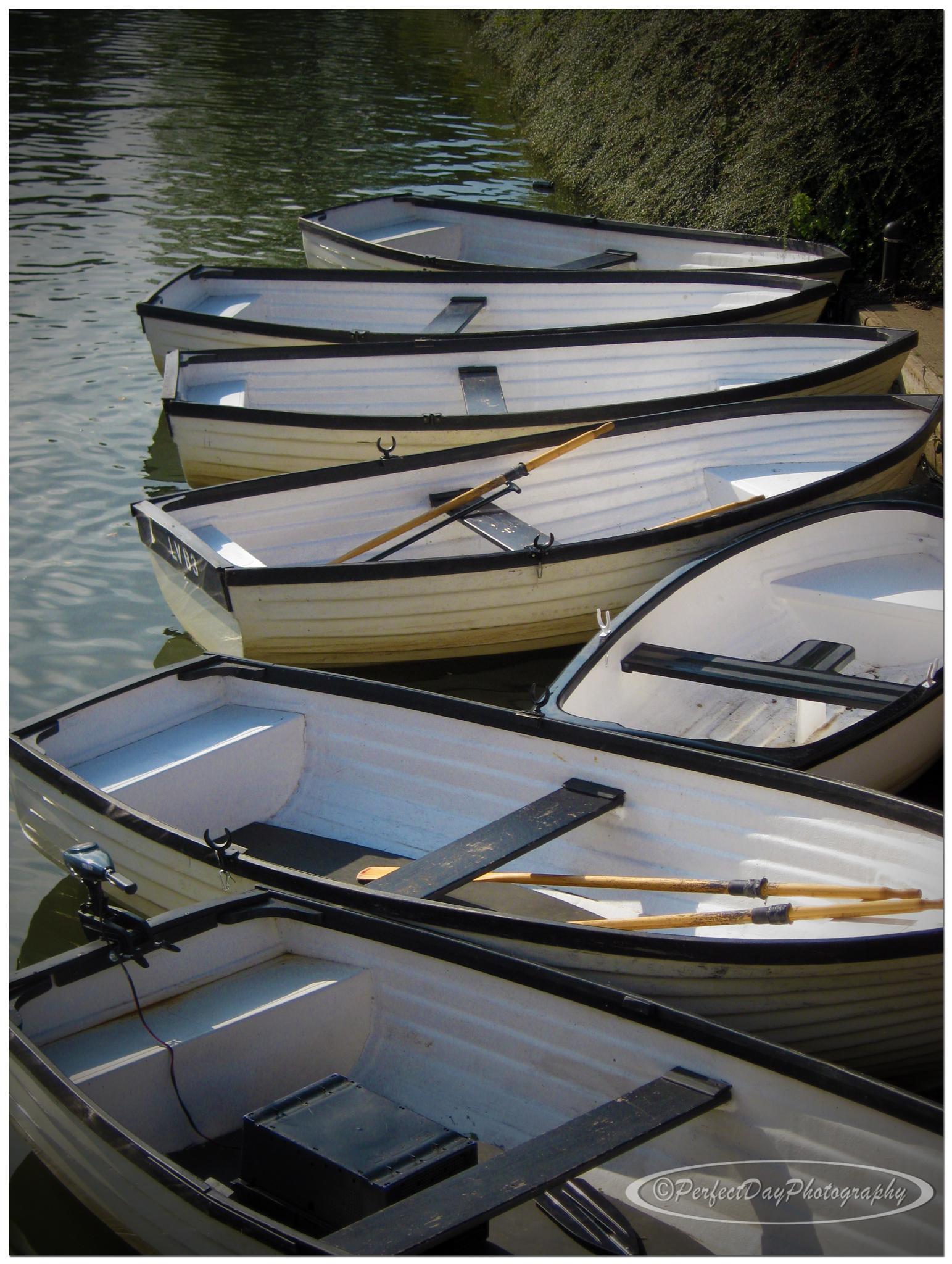 Boats #1 - UK by mel.harrison.5439