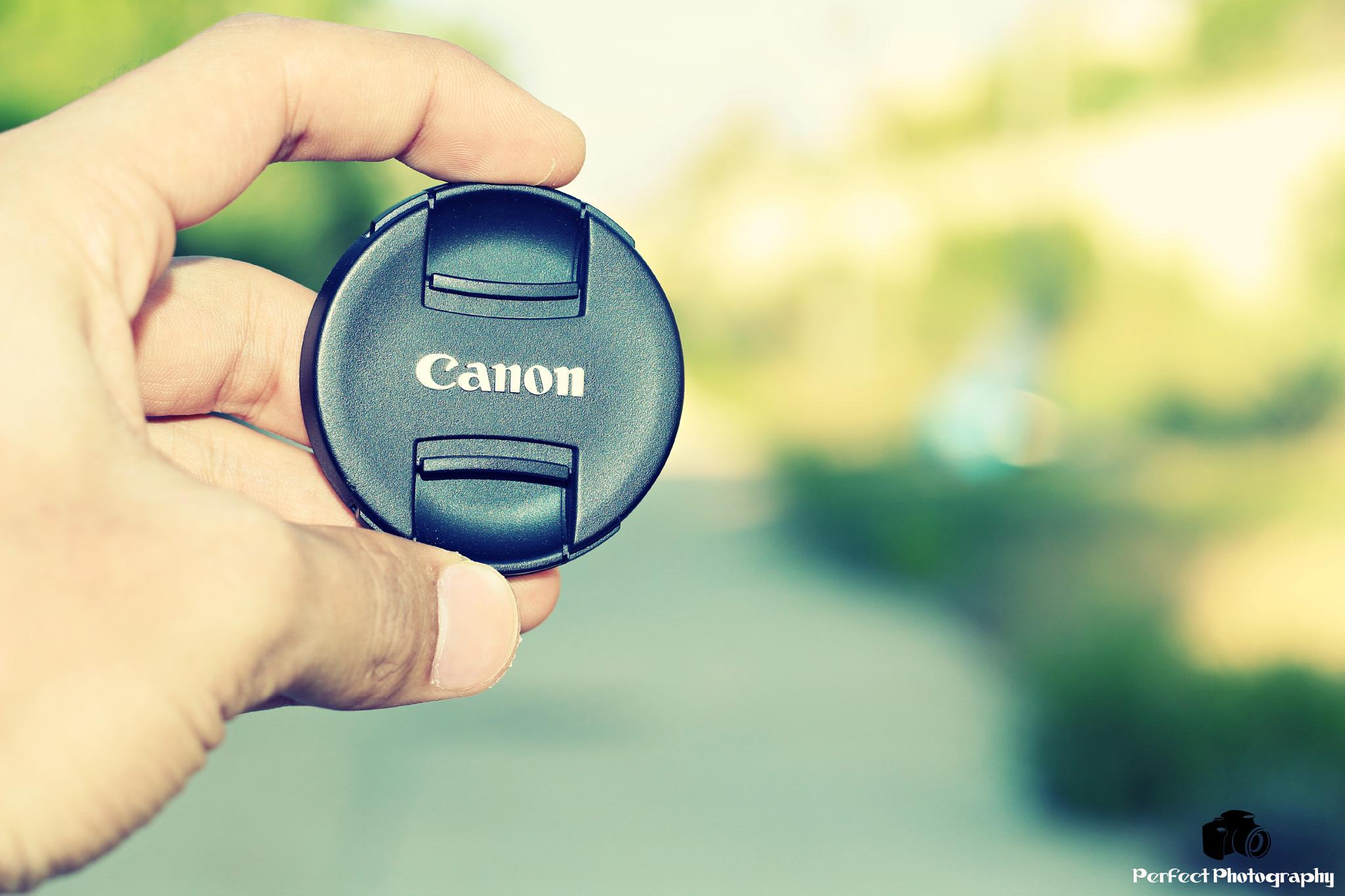 My lens cap by mohamed yehia