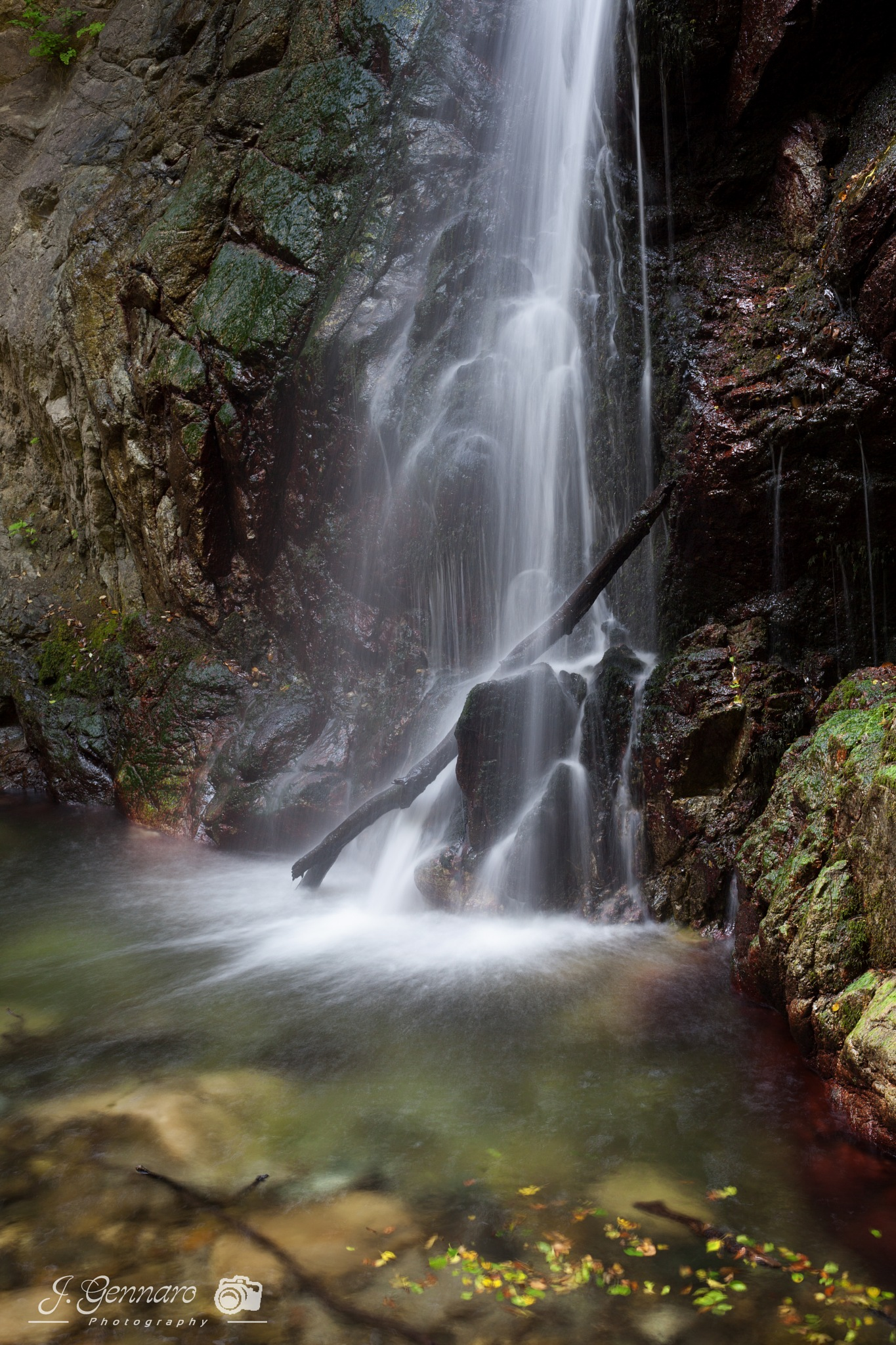 Waterfall by Jenny