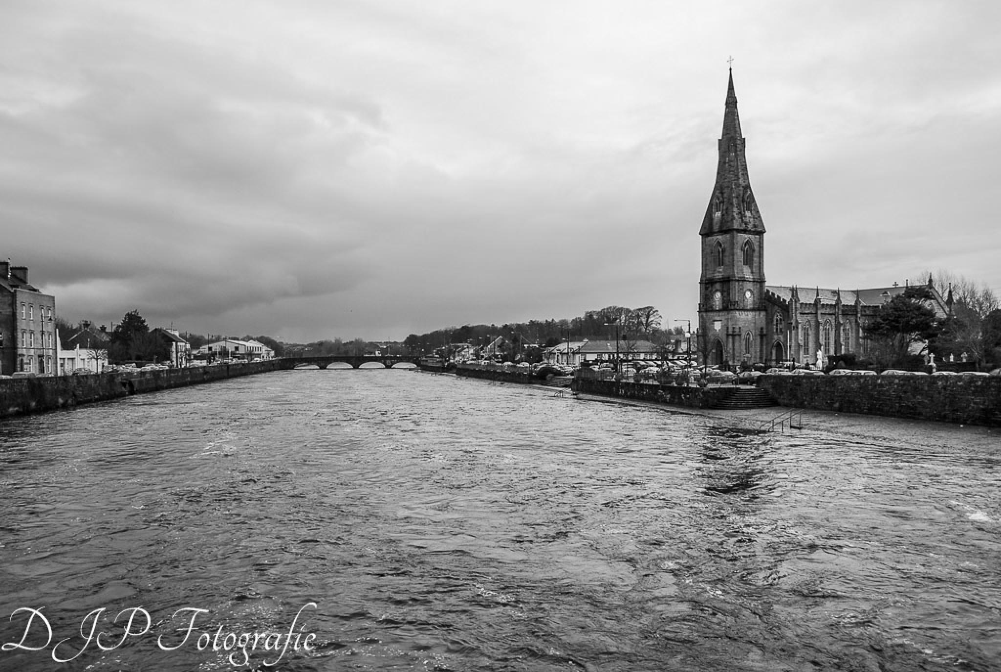 Ballina, Co. Mayo, Ireland by DJP Fotografie