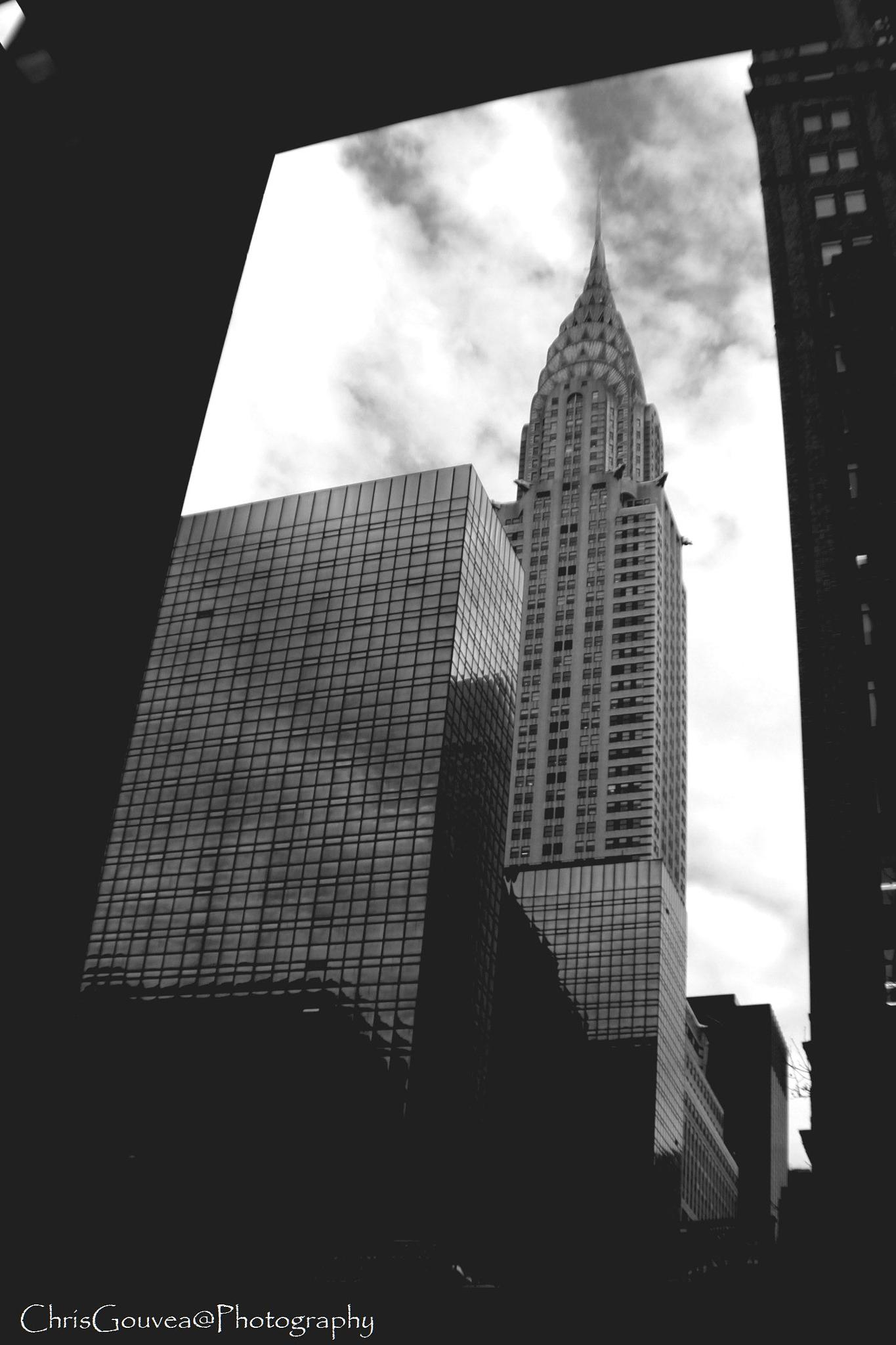 Chrysler Building by chris.gouvea.75