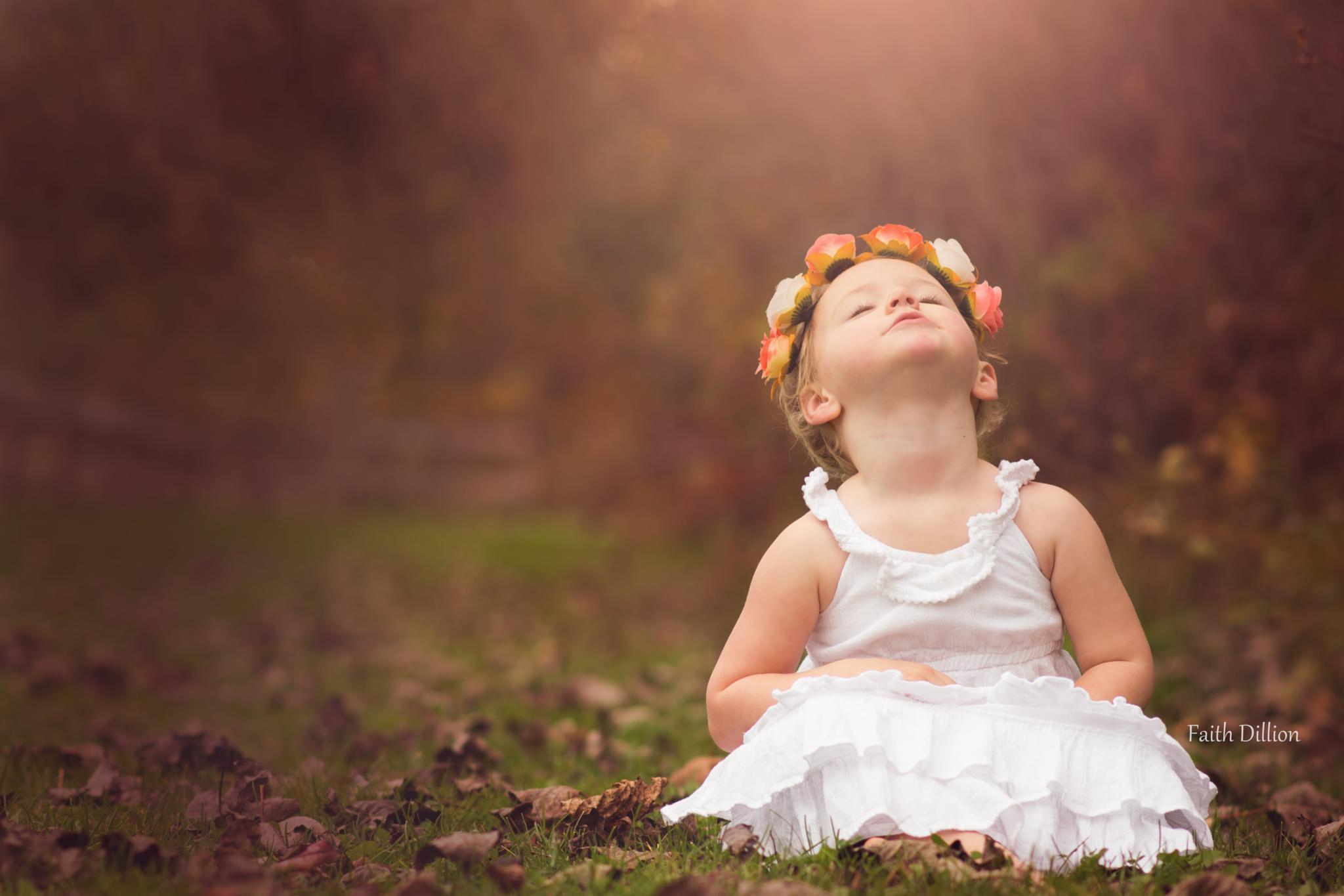 Flower Princess~ by faith.dillion