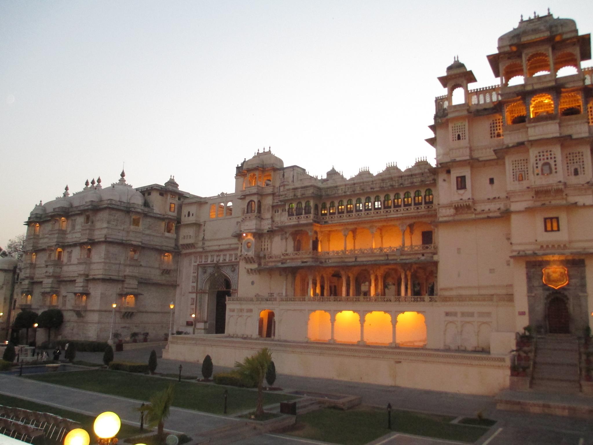 Photo in Random #palace #rajasthan #udaipur