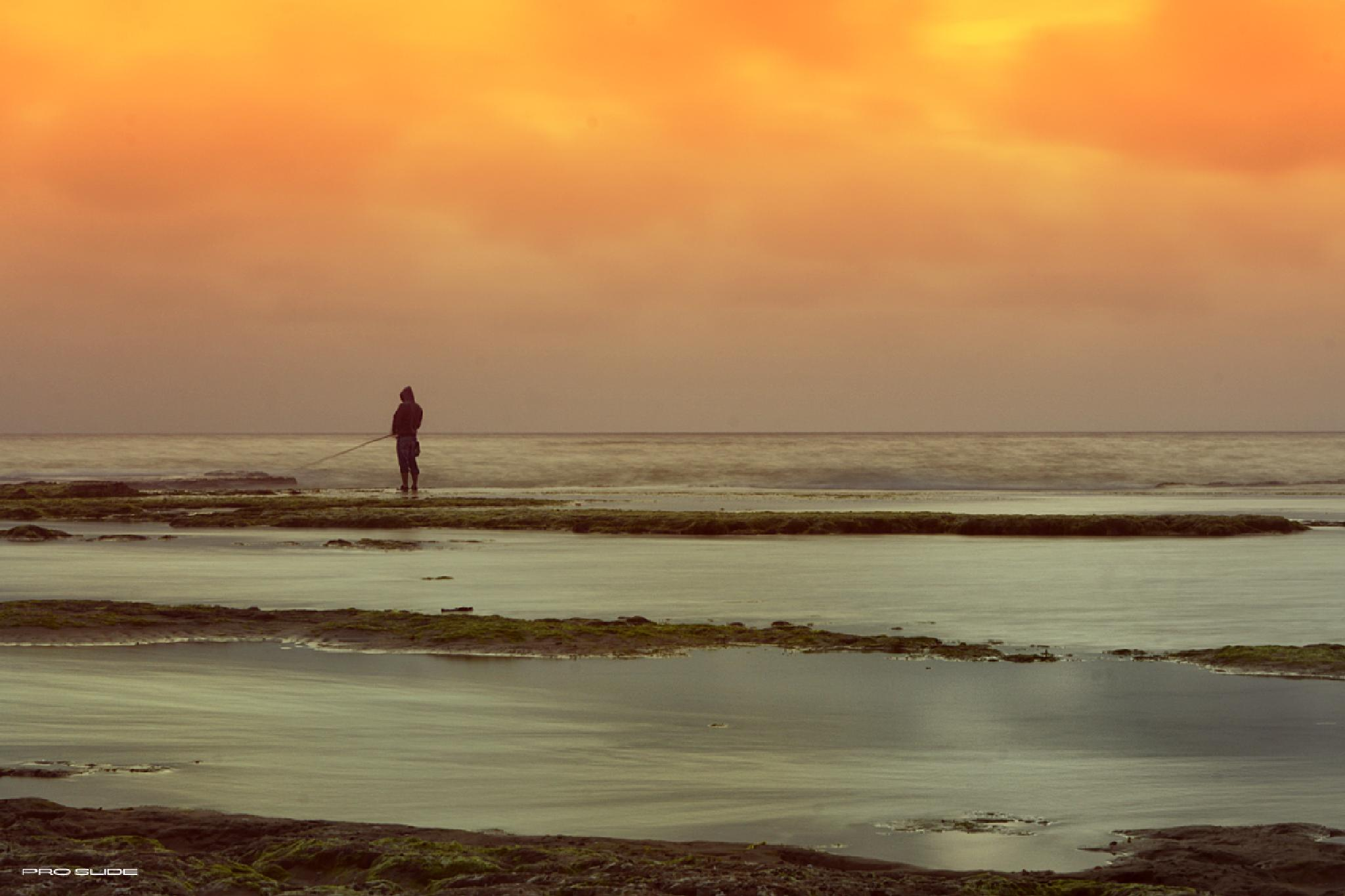 Twilight Angler by Jim Jonsson
