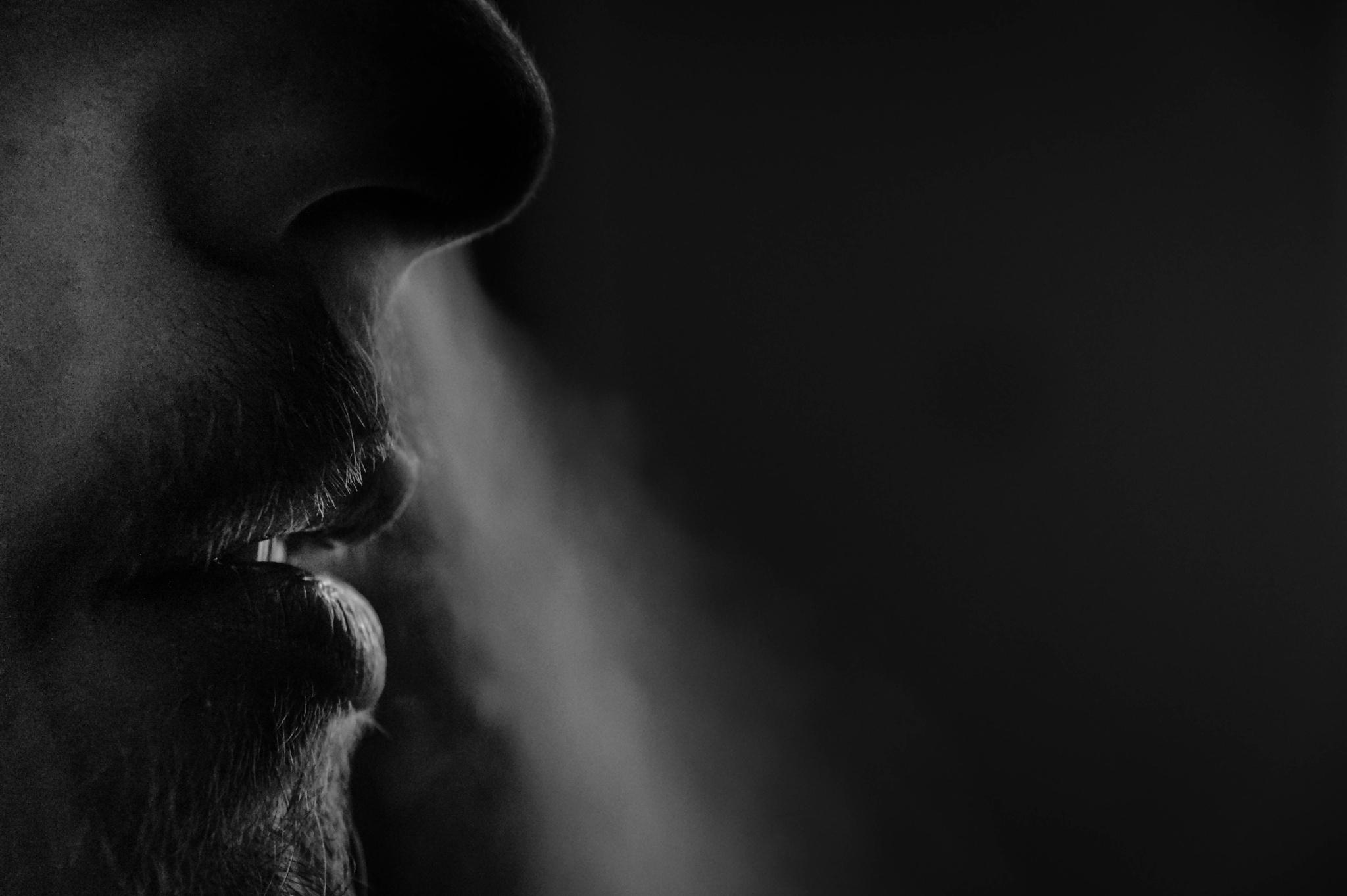 Smoke! by Nikos Vasiliou