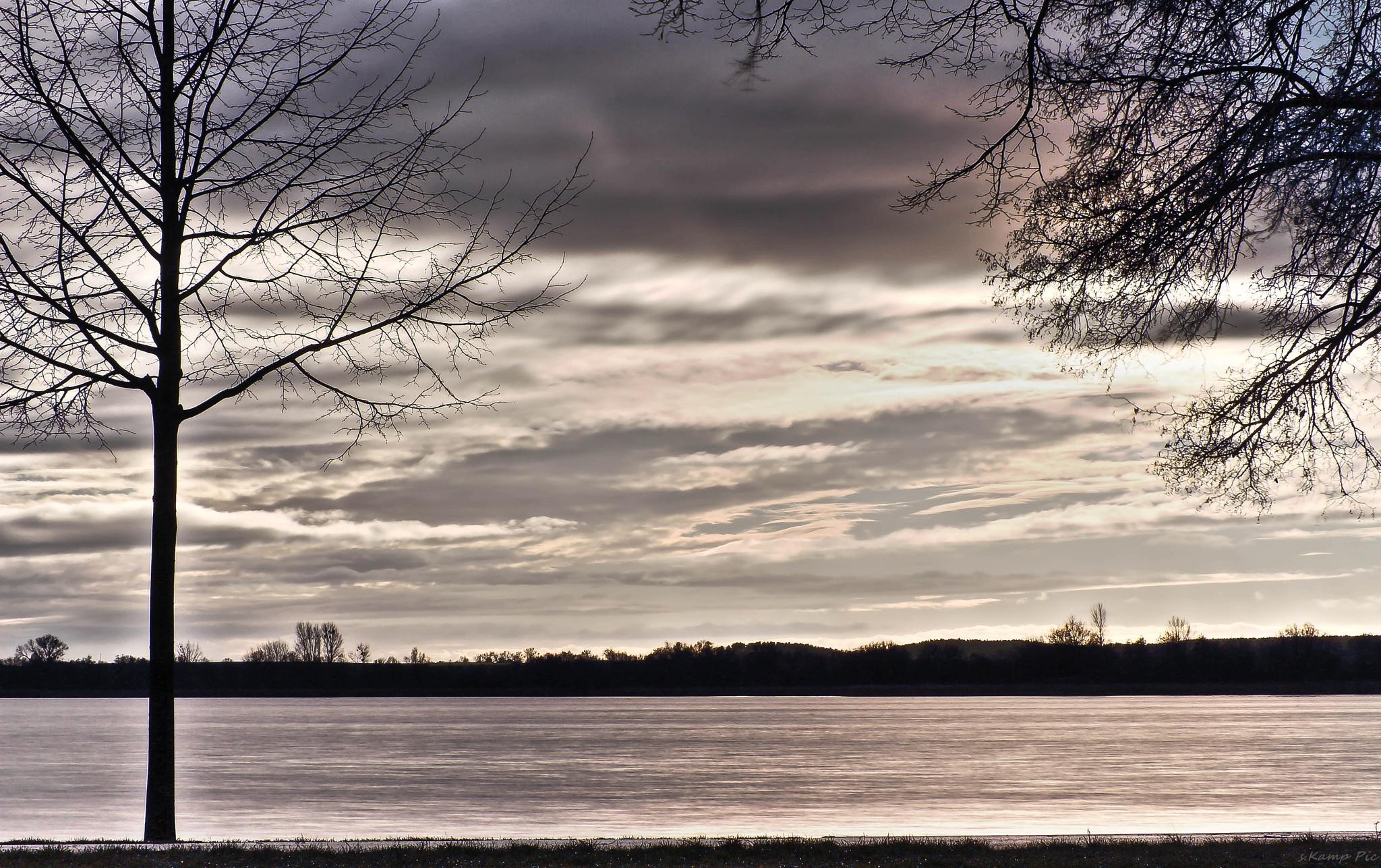 Lake View by Sebastian Kamp