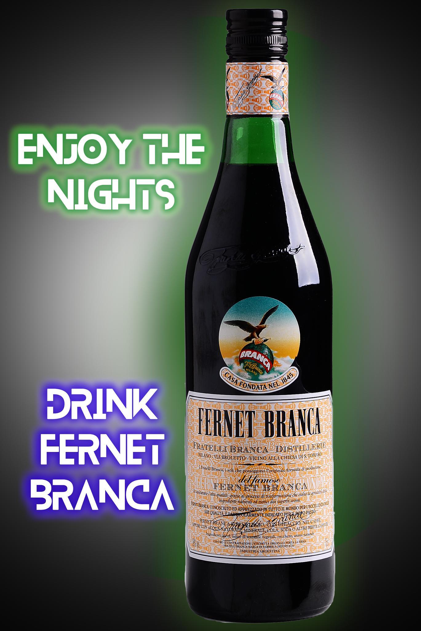 Drink Fernet by Ani Garrido Fotografía