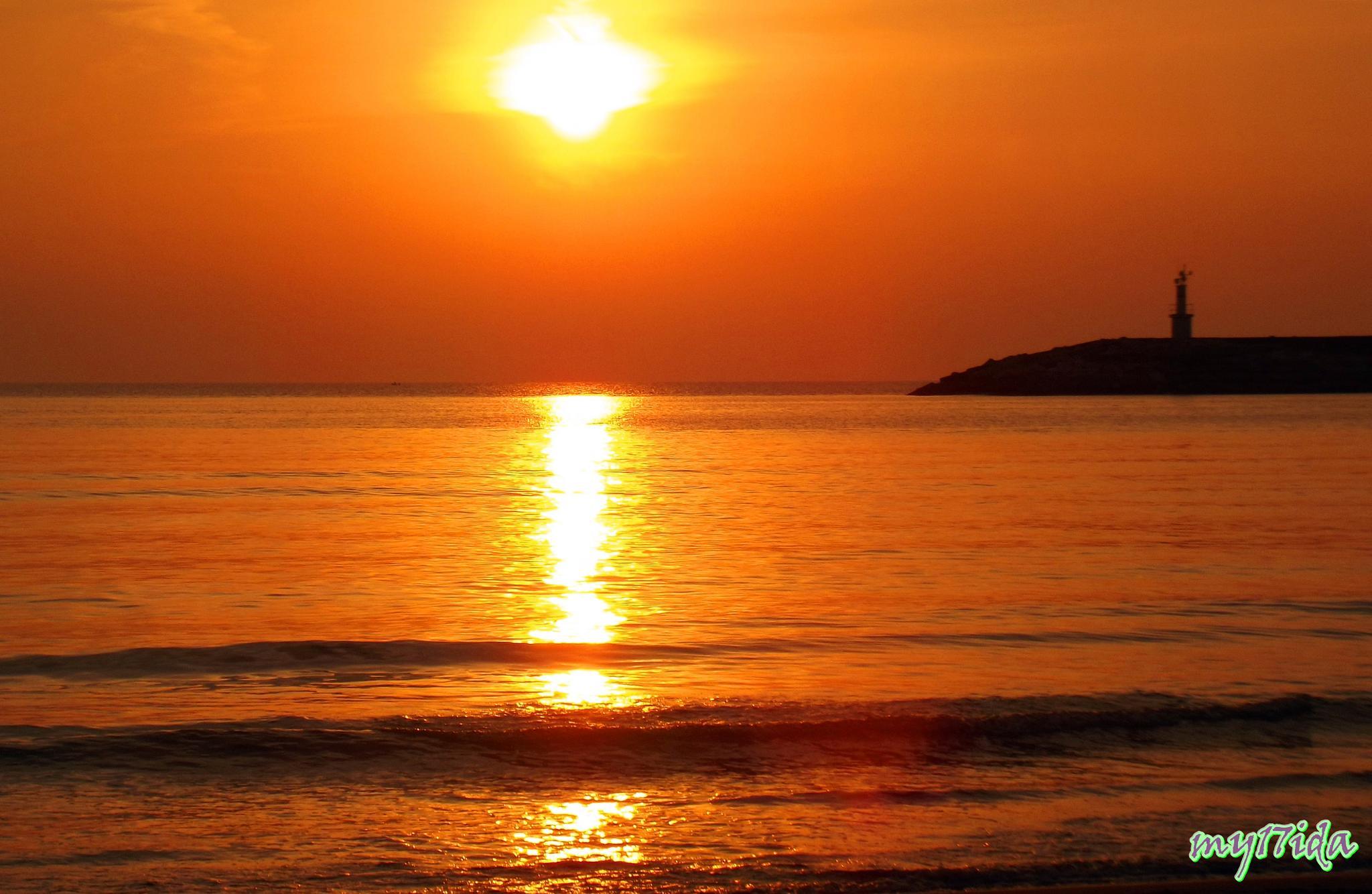 Cide - Sunset by my17ida