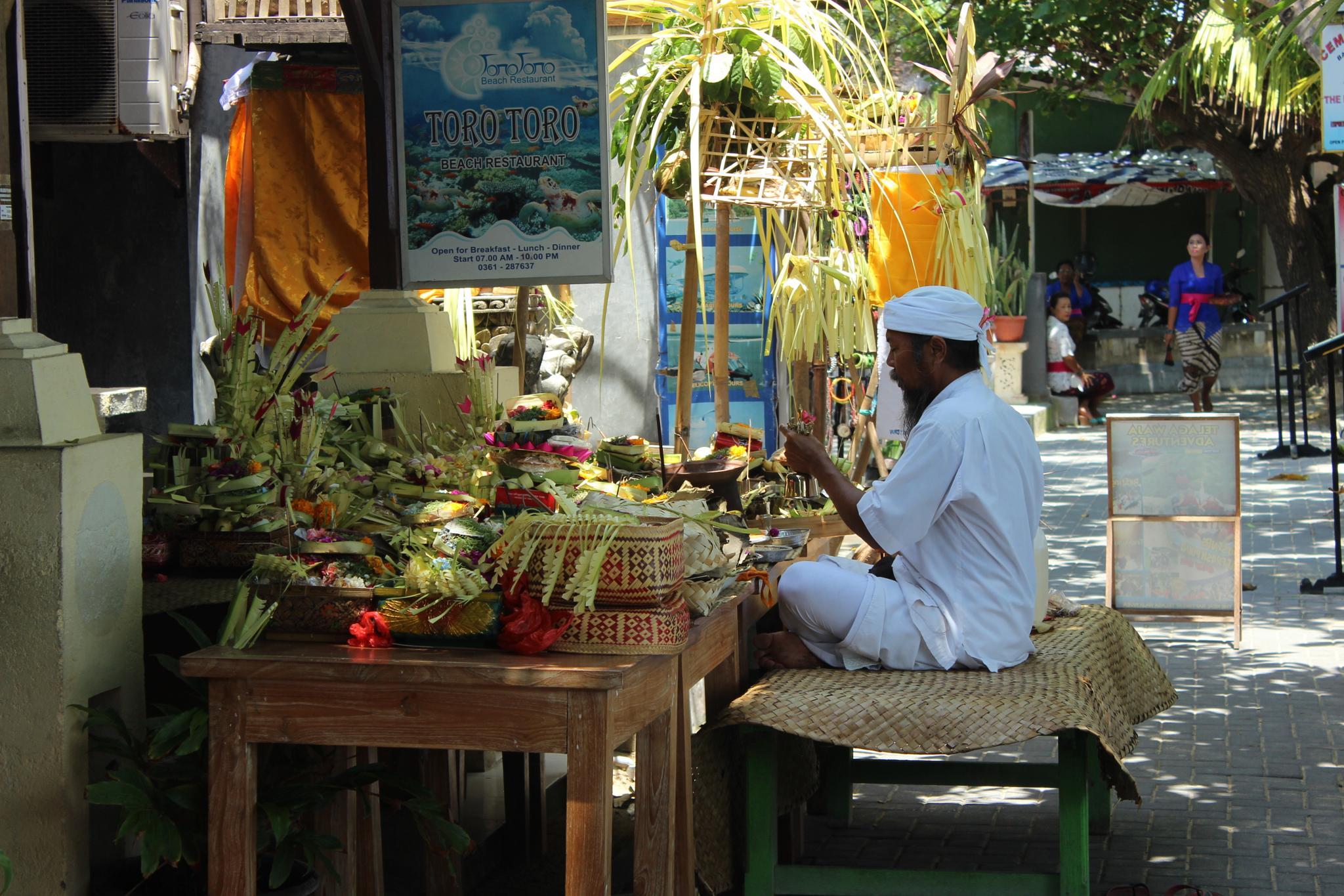 Sanur, Bali by hennievandercruijsen