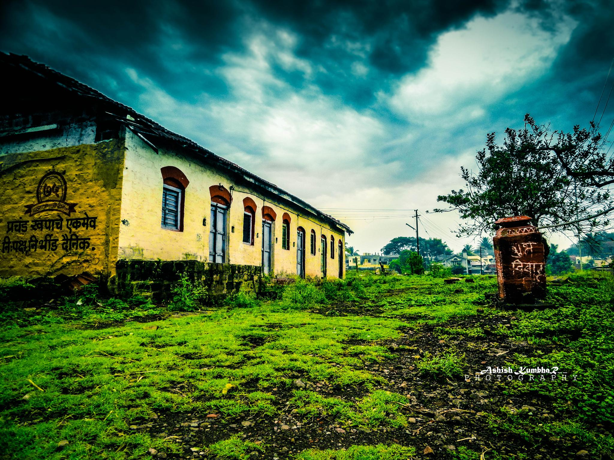 Village Spot by Ashish Kumbhar
