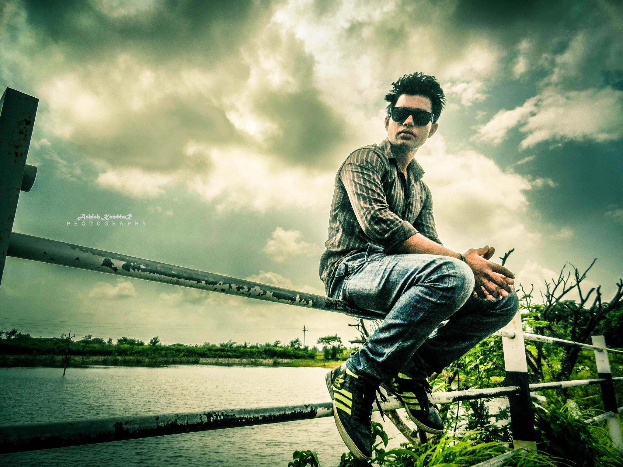 Attitude is a little thing that makes a big difference by Ashish Kumbhar