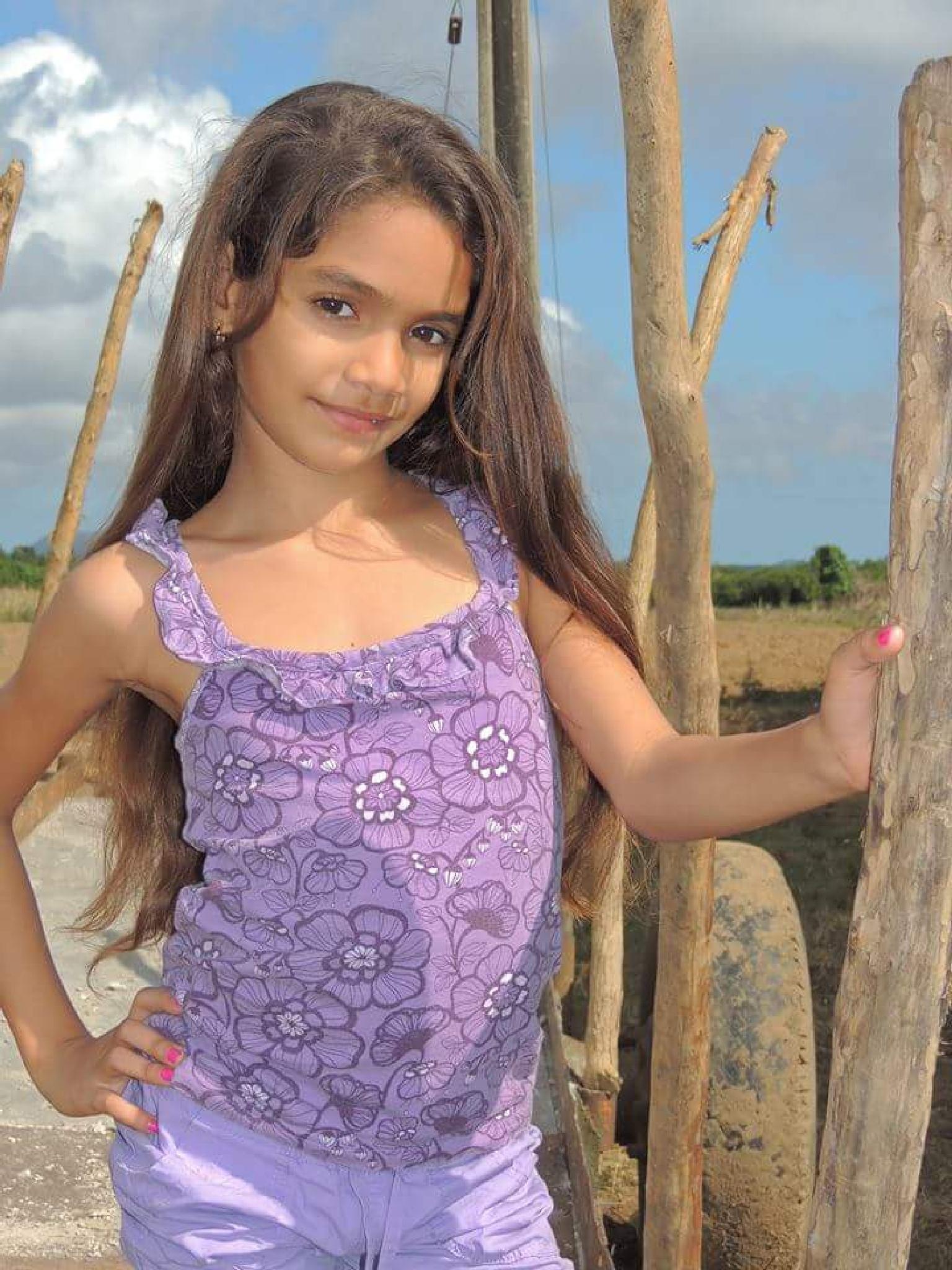 Cuban Child by Markesky Holland