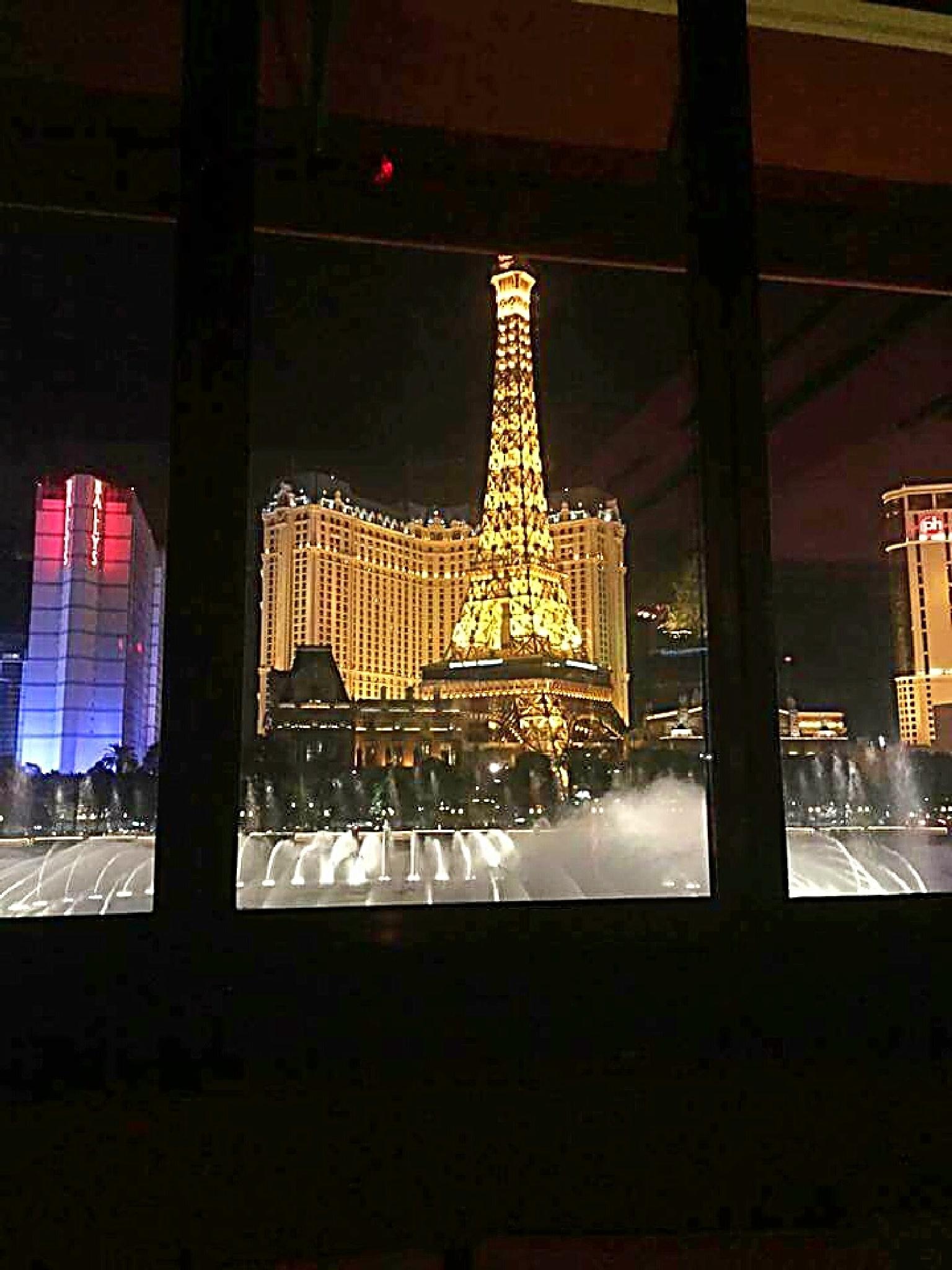Vegas Night by Markesky Holland
