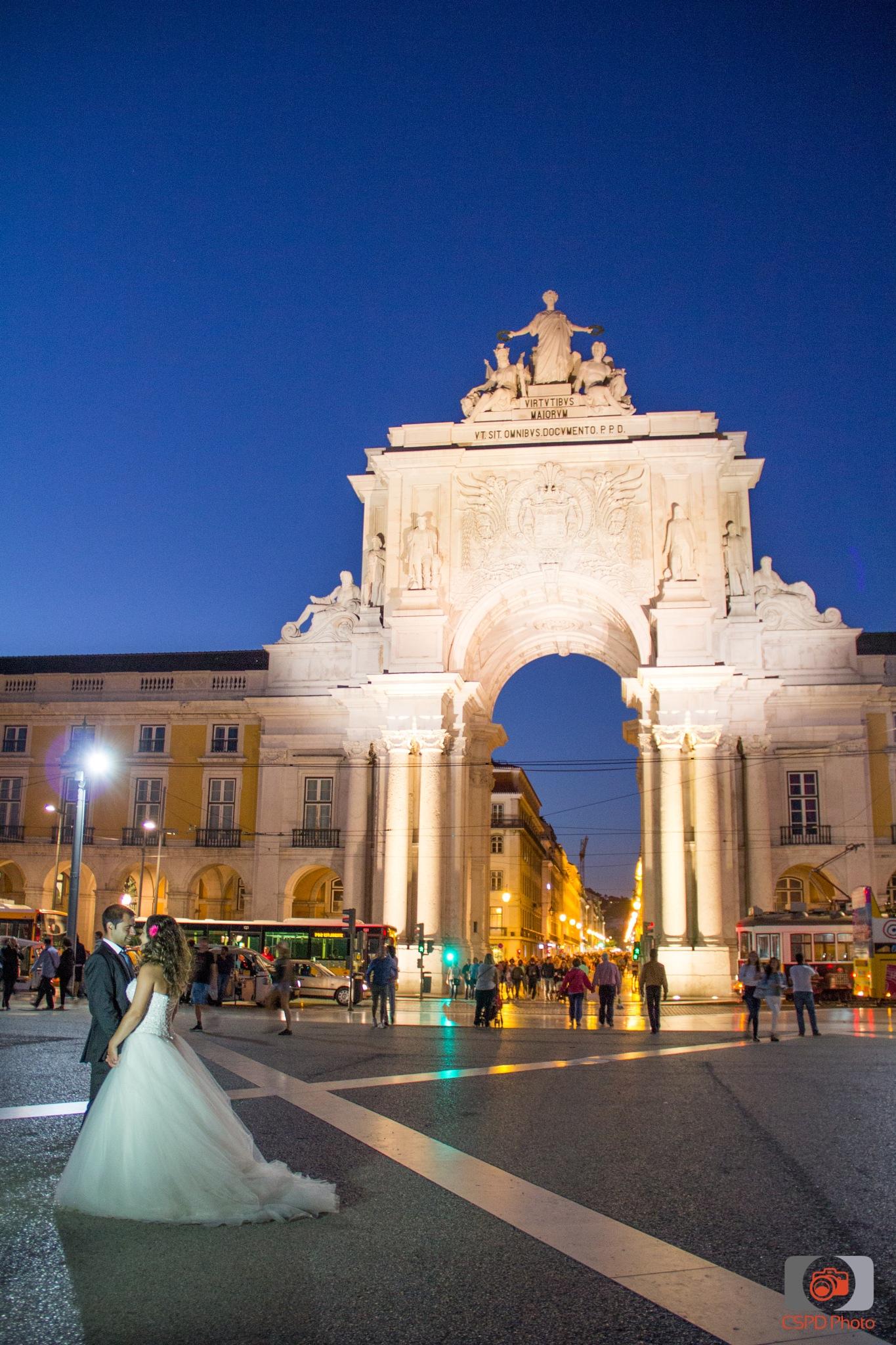 Married in Lisbon by Carla Dias
