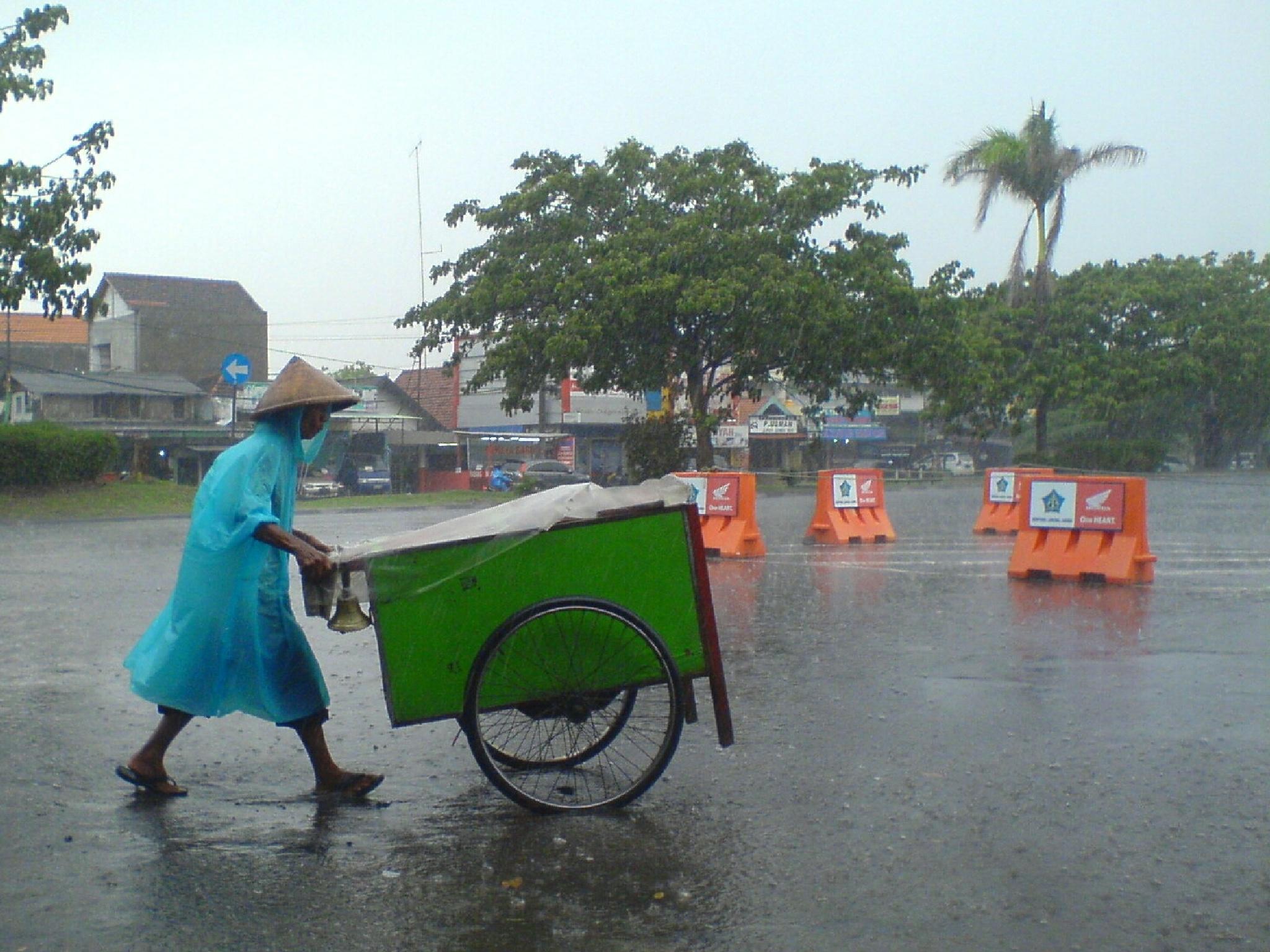 Ice Man by Nanang Efendi