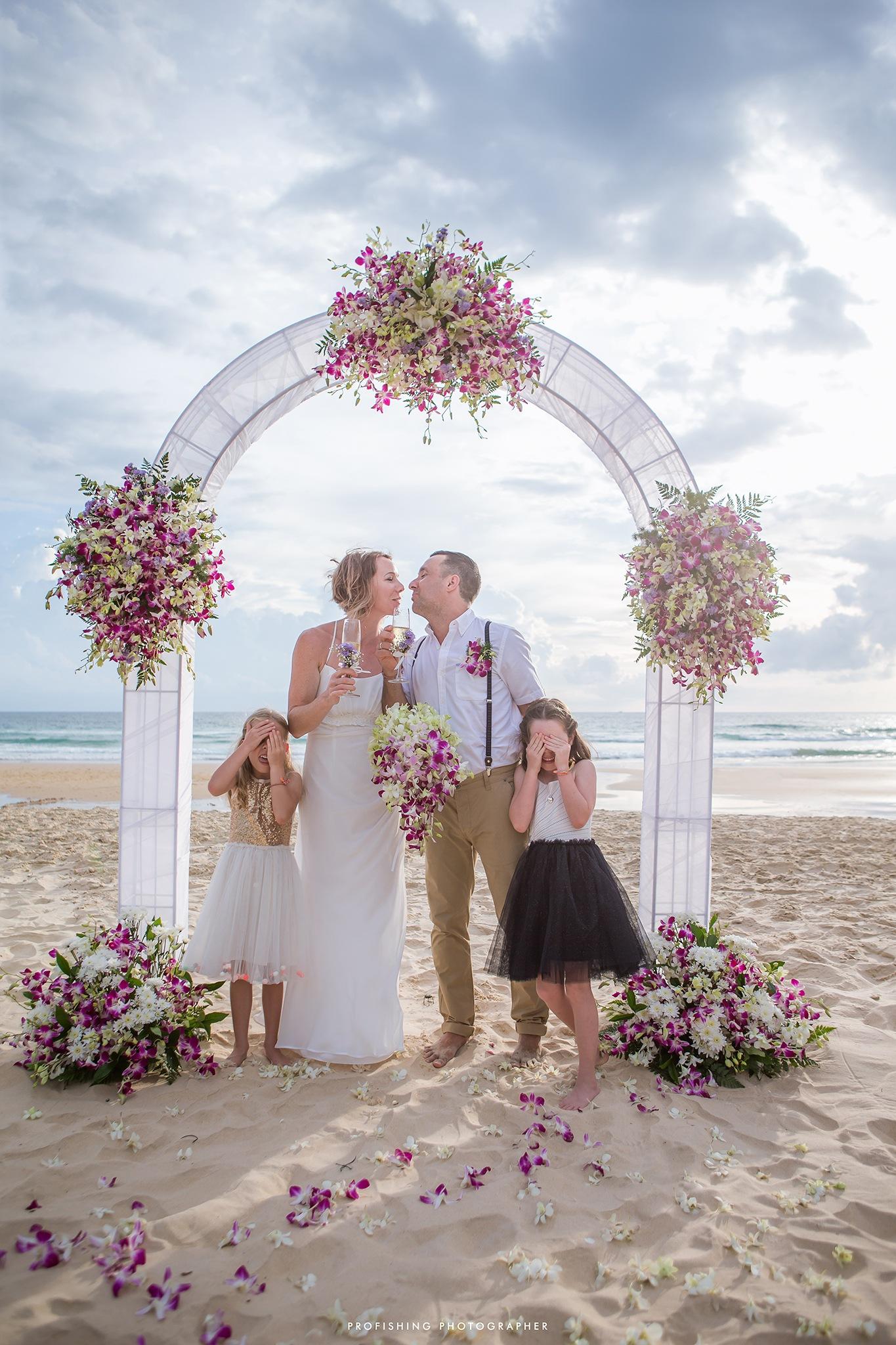 Wedding by Pro Fishing Photographer
