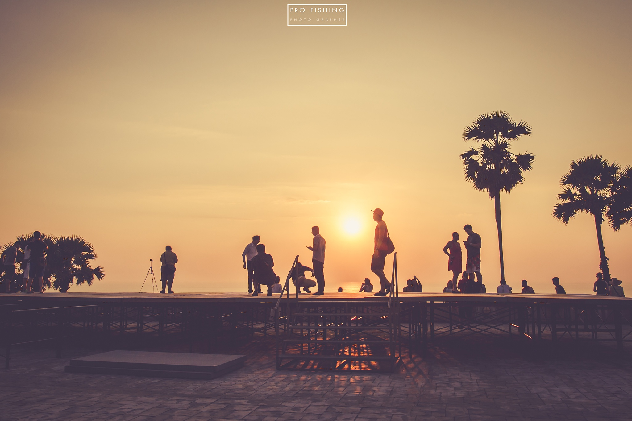 Sunset time by Phuketlocalphotographer