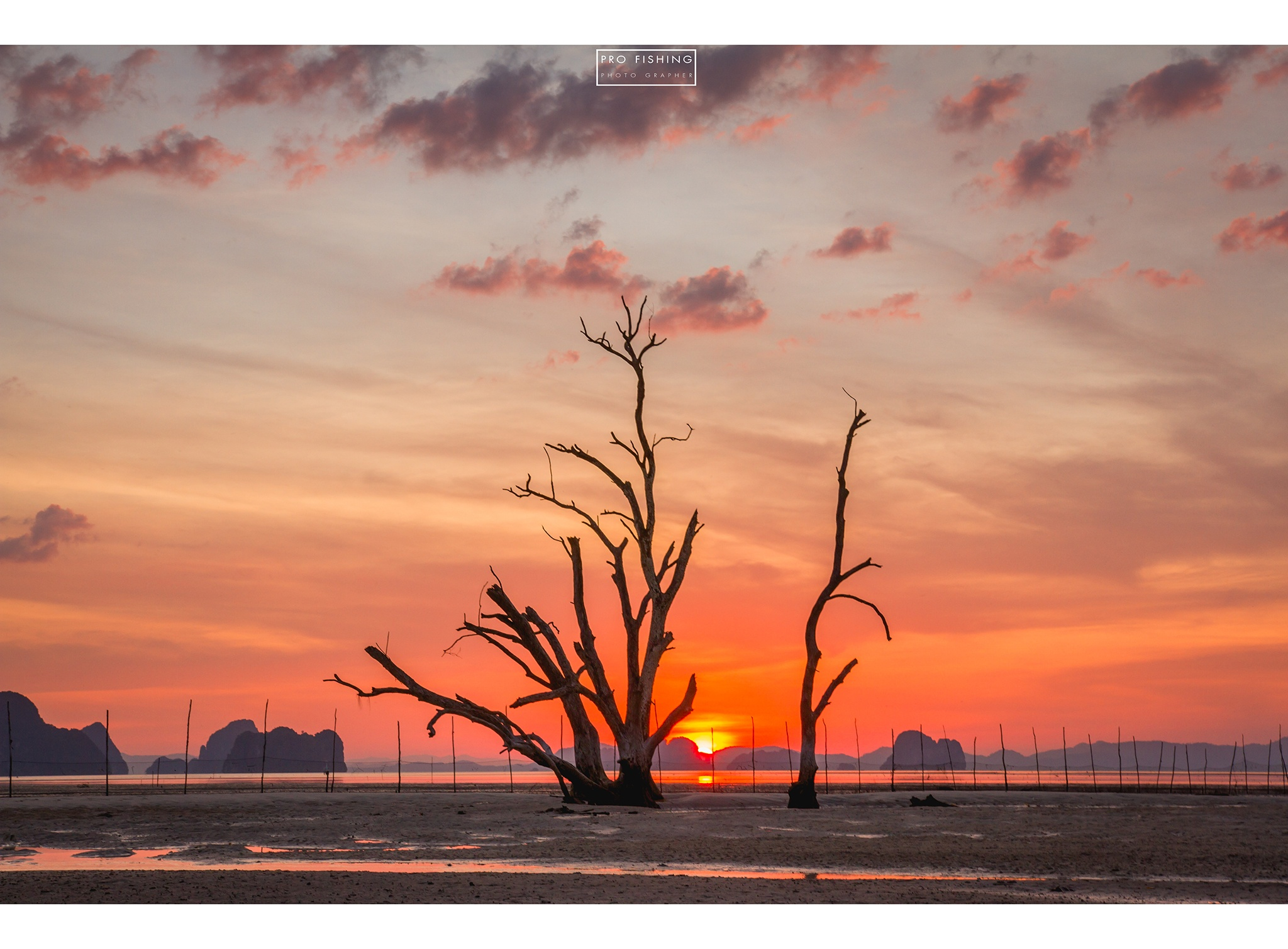 Sunset by Phuketlocalphotographer