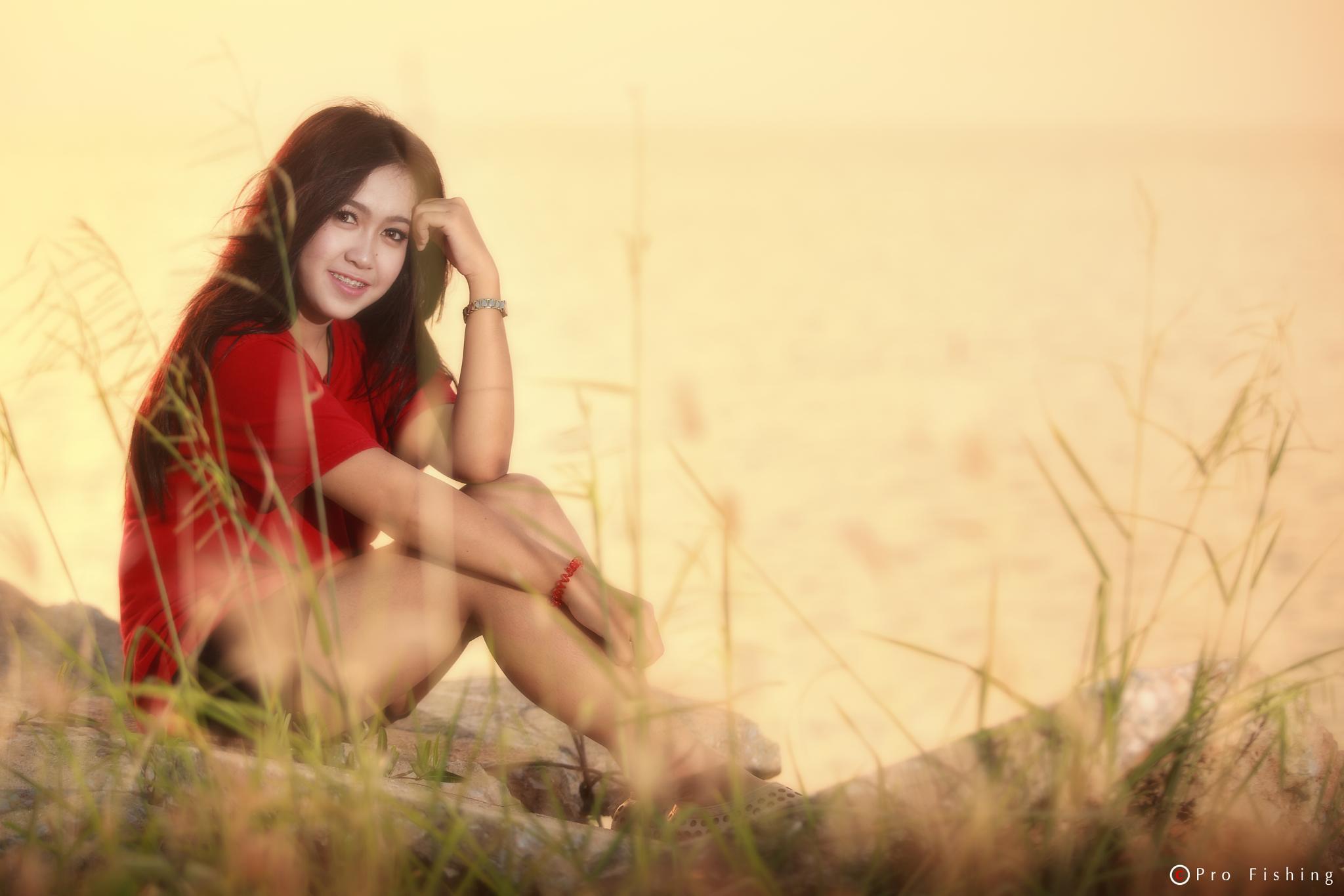 "Portrait "" Jane "" by Pro Fishing Photographer"