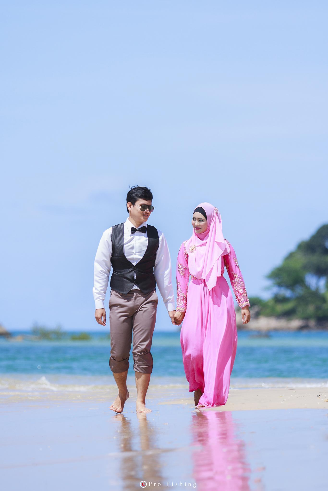 Pre Wedding by Phuketlocalphotographer