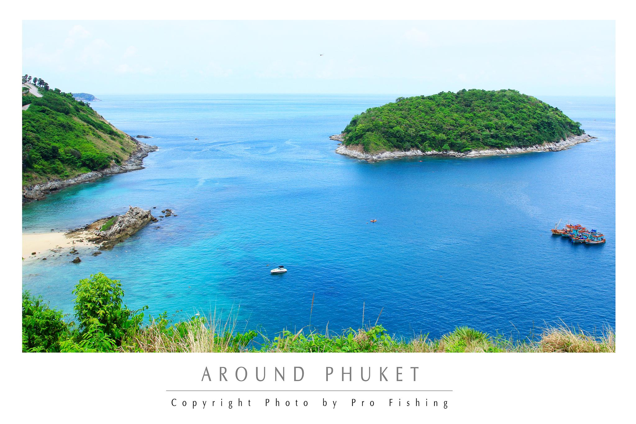 Phromthep Cape, Phuket by Pro Fishing Photographer