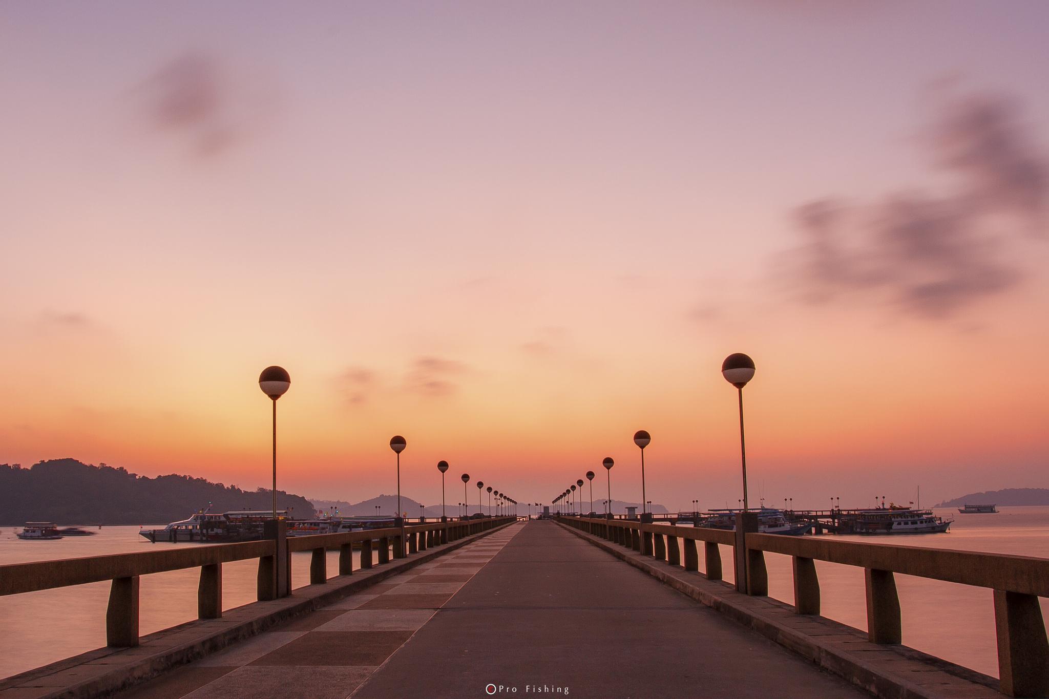 Light in morning by Phuketlocalphotographer