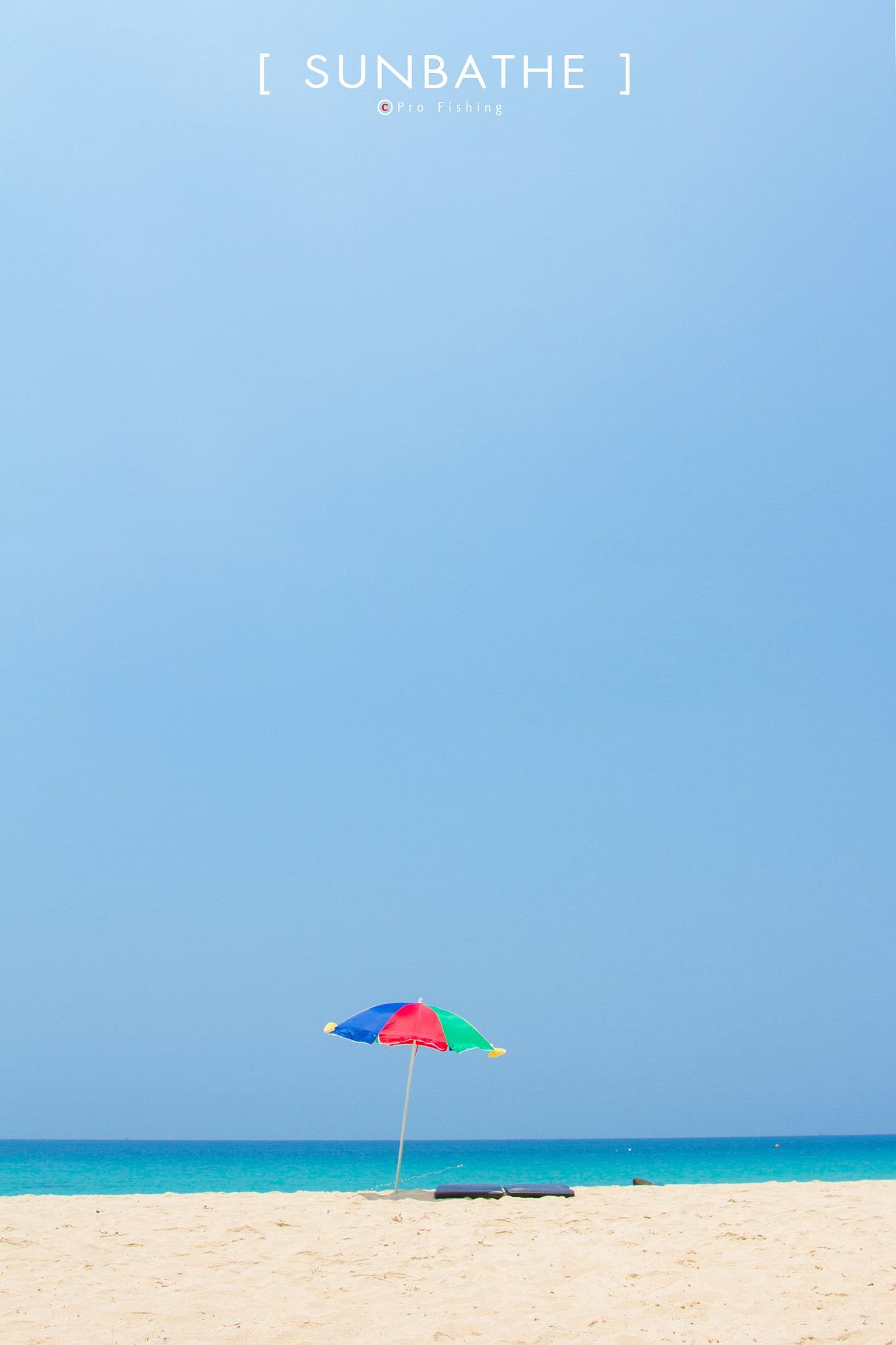 Sunbathe  by Pro Fishing Photographer