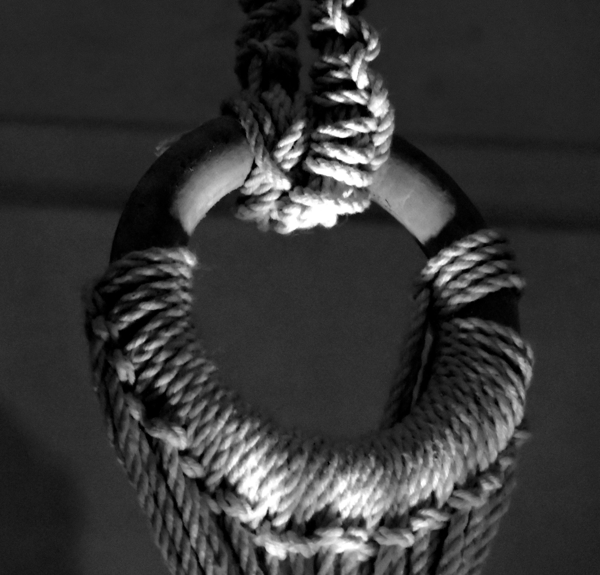 Argolla anudada   (Knotted ring) by marcelo.vazquez.1964