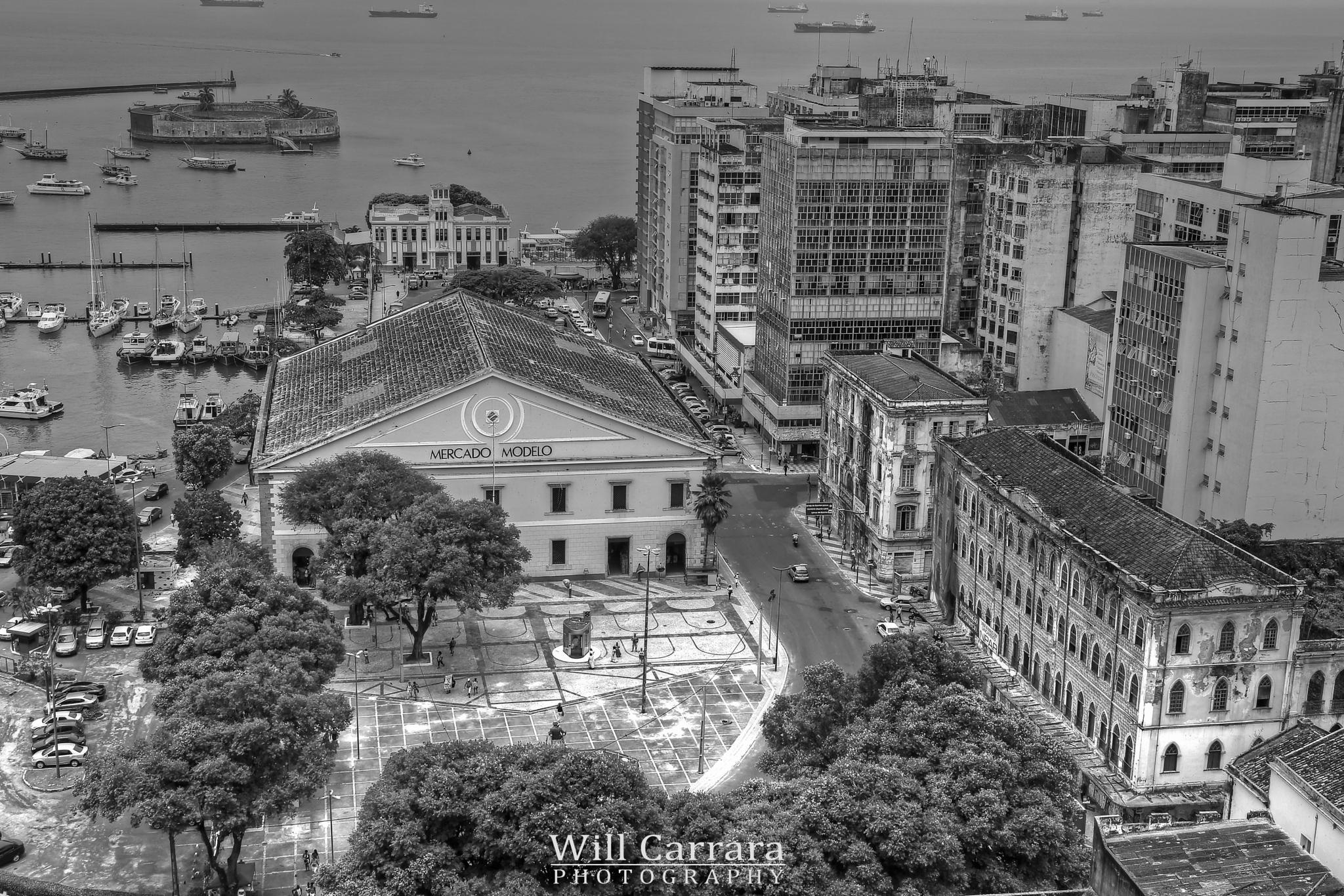 Mercado Modelo - Salvador\BA by Will Carrara Photographer