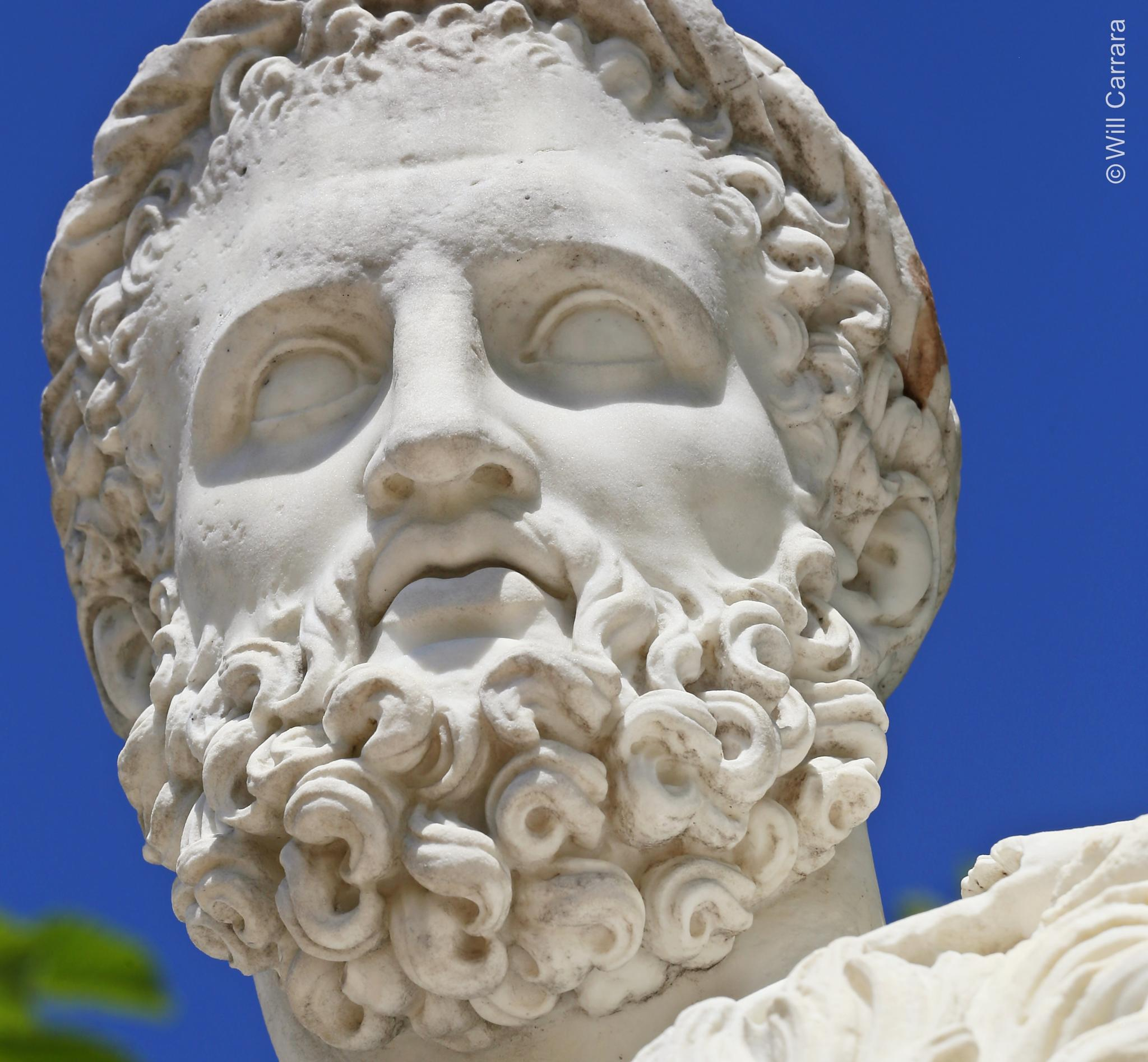 Jardins Versalhes Hercules - Paris by Will Carrara Photographer