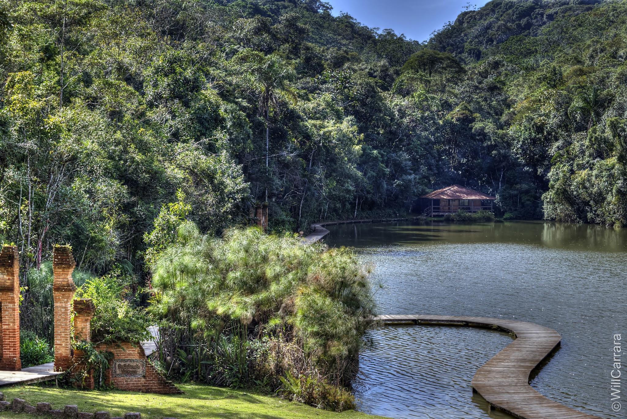 Paraíso Eco Lodge - Ribeirão Grande\SP by Will Carrara Photographer