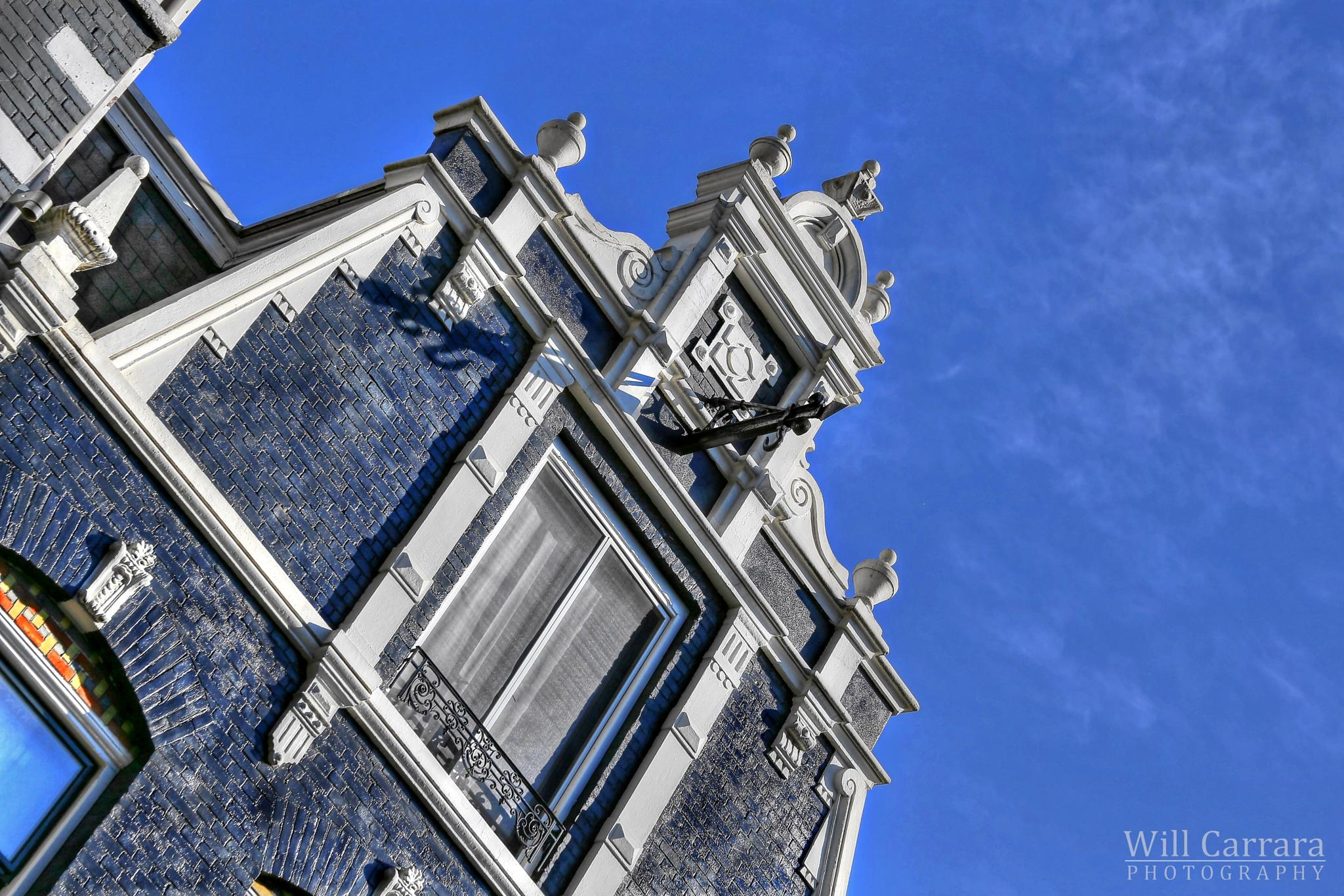 Amsterdam by Will Carrara Photographer