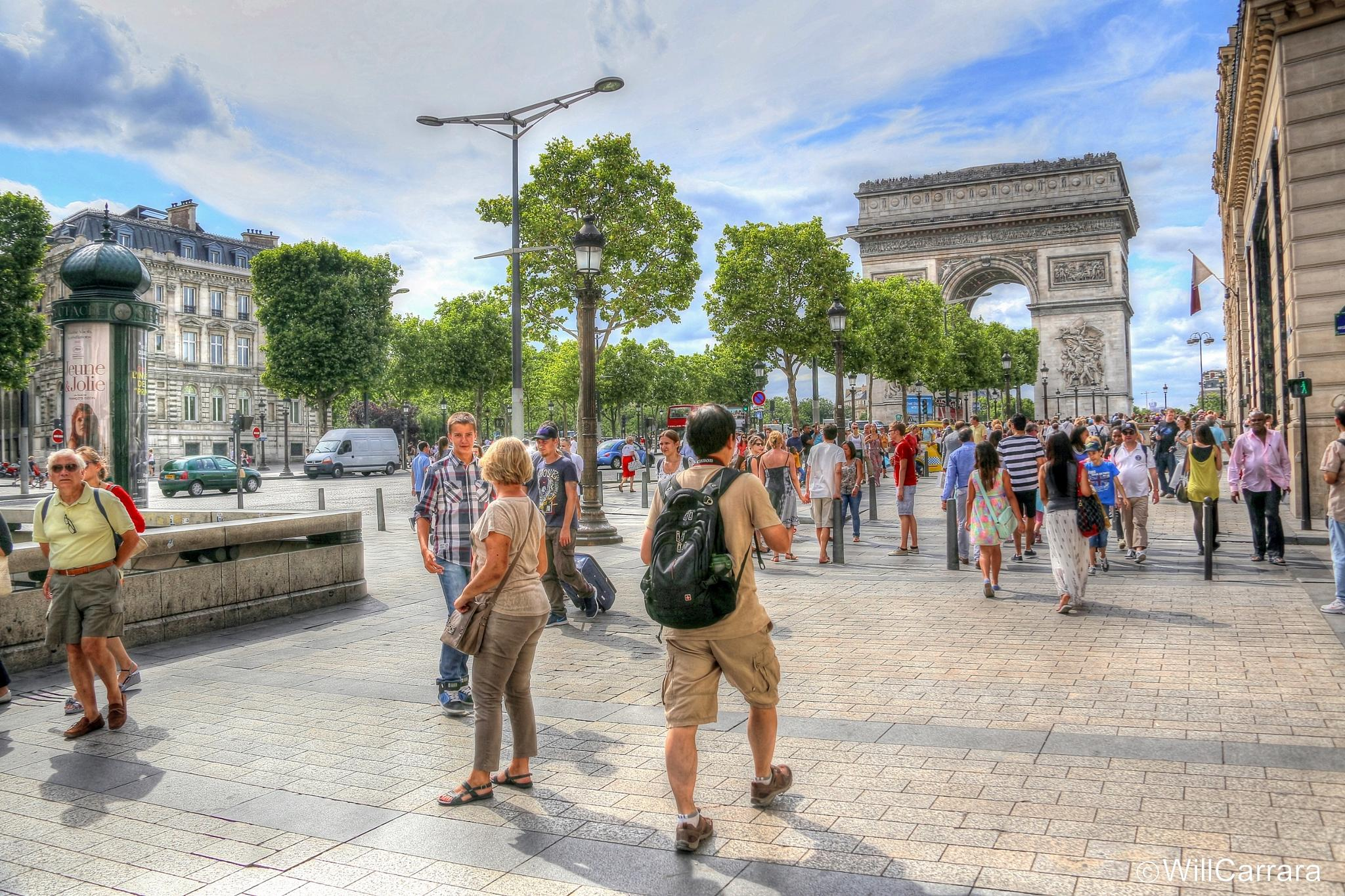 Paris by Will Carrara Photographer